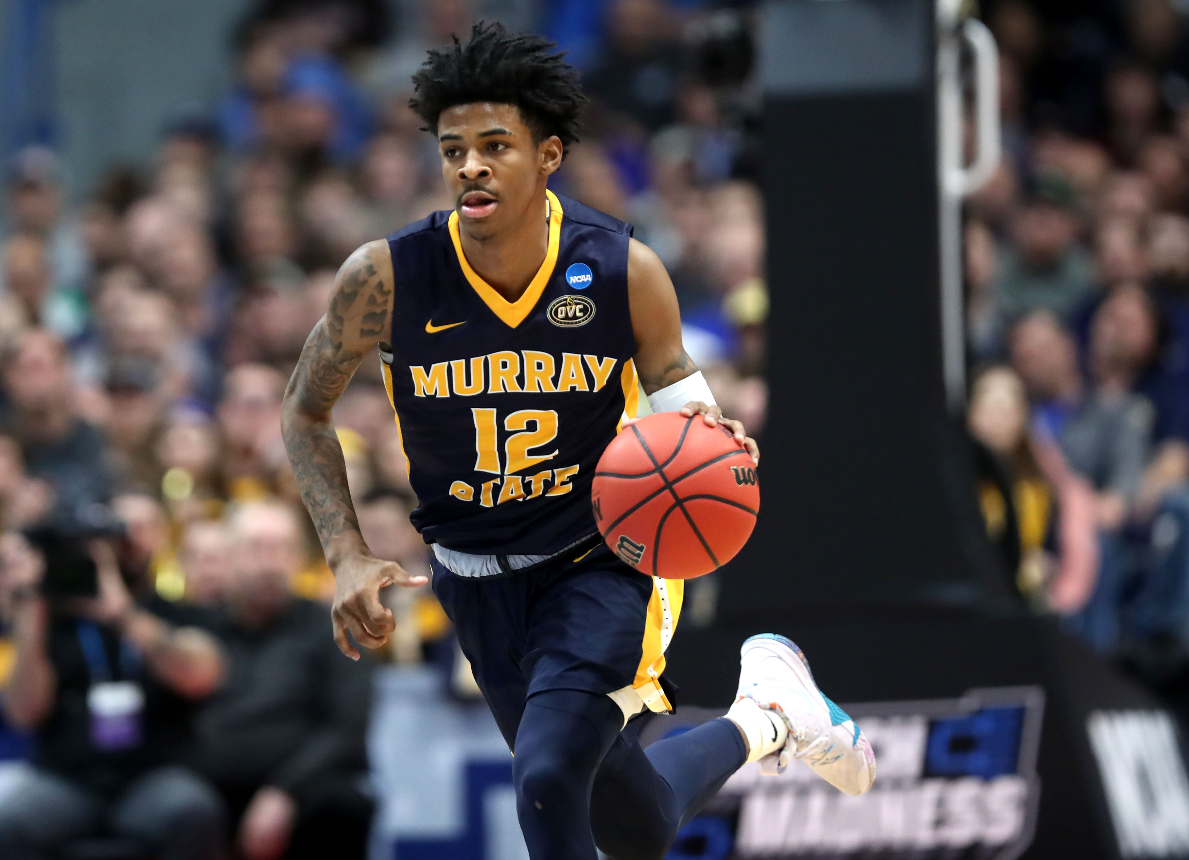 Murray State is a March Madness bracket buster because they're more than Ja Morant