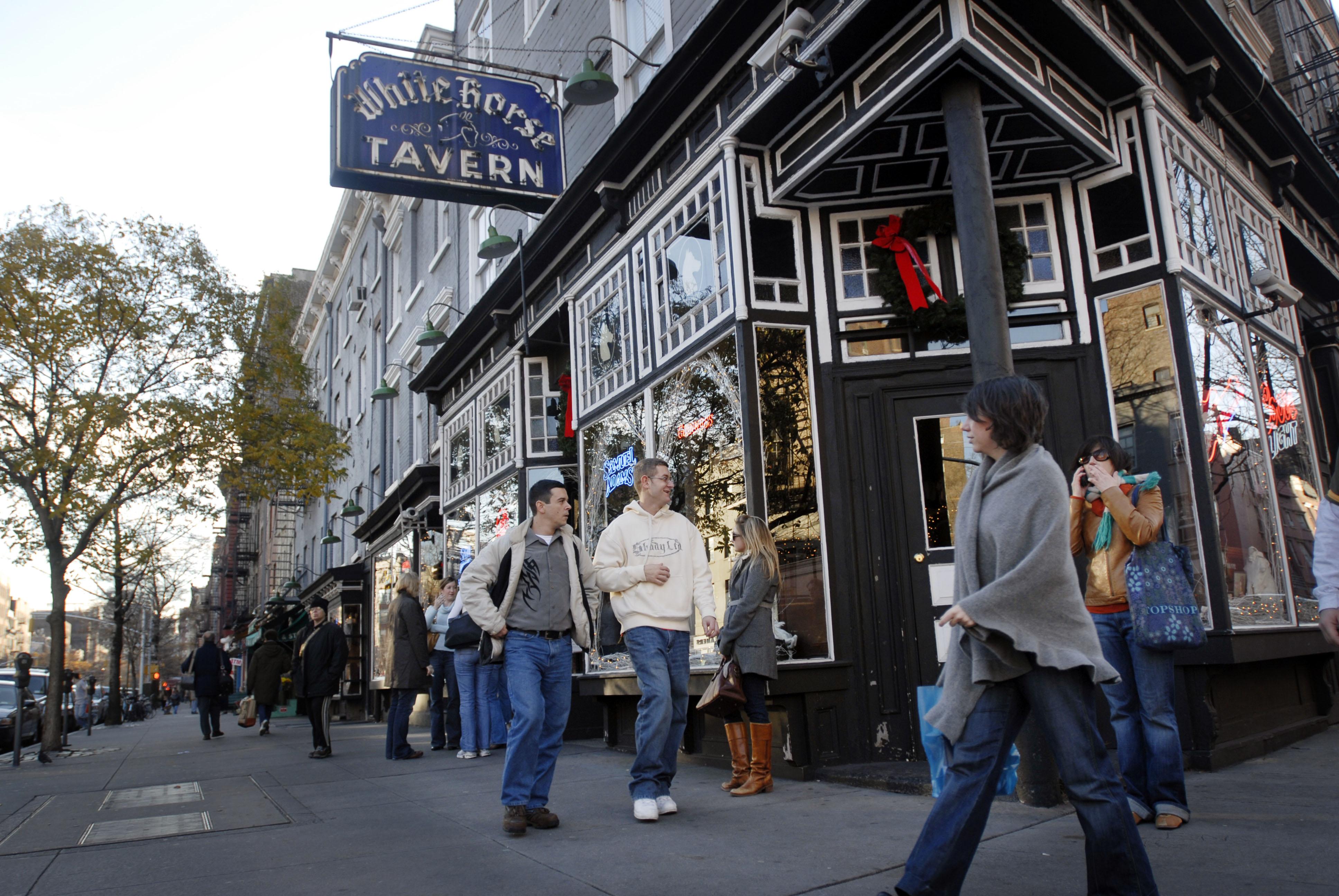 'We will not go gentle into that good night': Pols push to landmark White Horse Tavern interiors