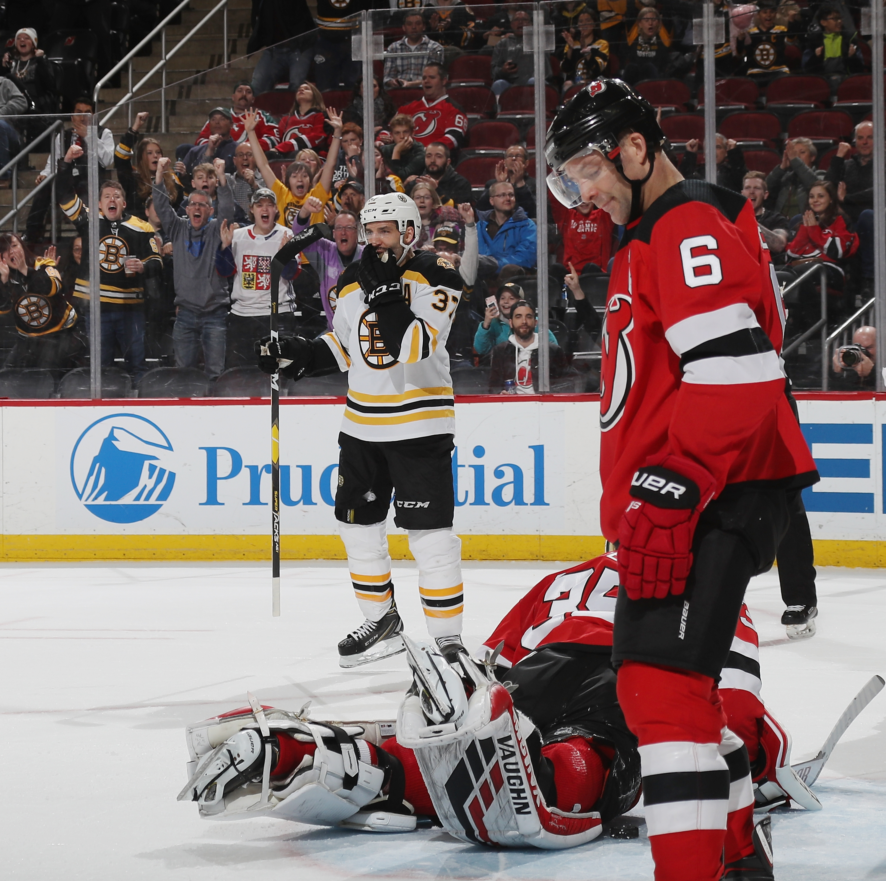 64765cd4007 New Jersey Devils Suffered a Decisive Loss Against Boston Bruins