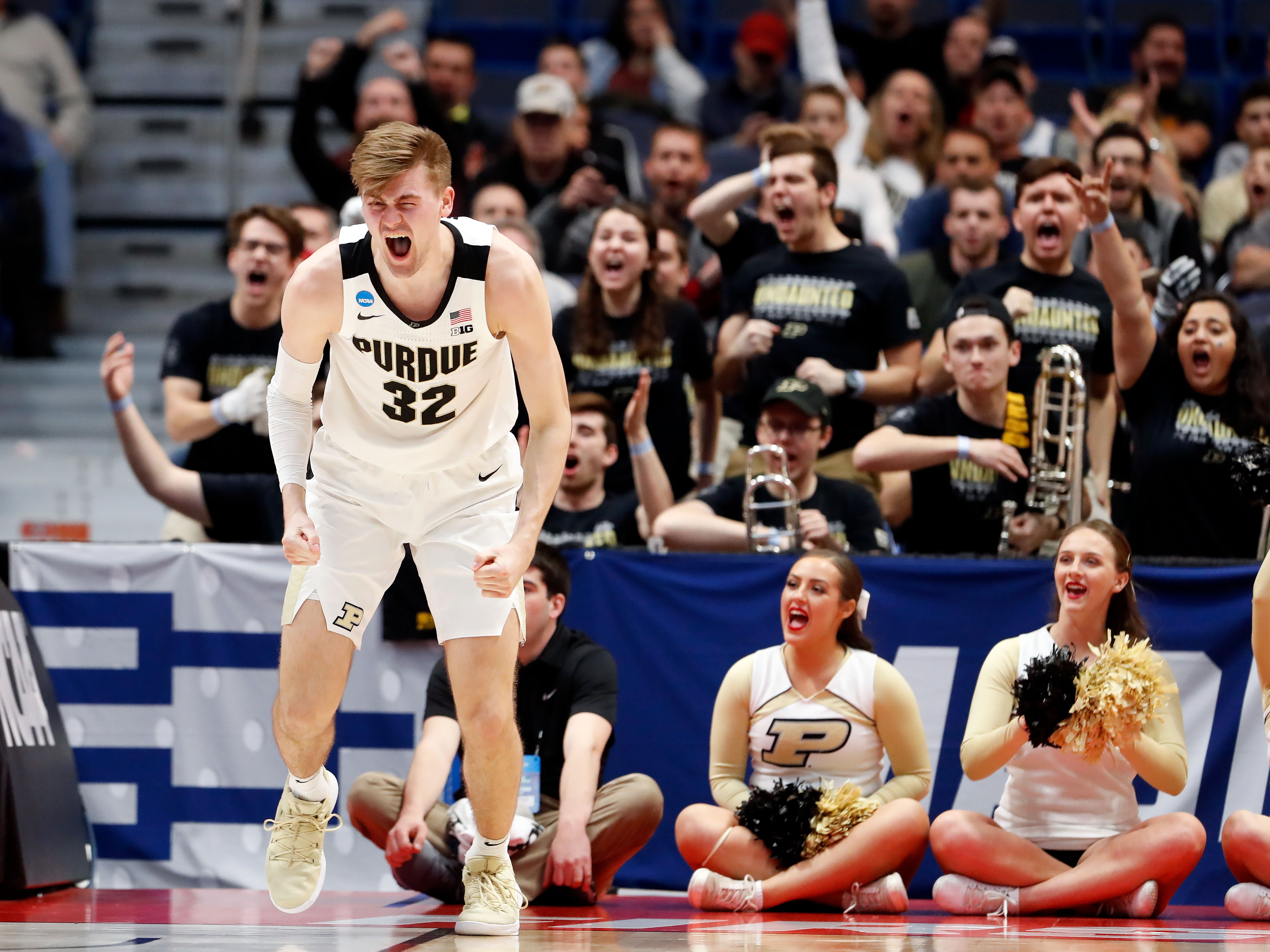 NCAA Basketball: NCAA Tournament-First Round- Purdue vs Old Dominion