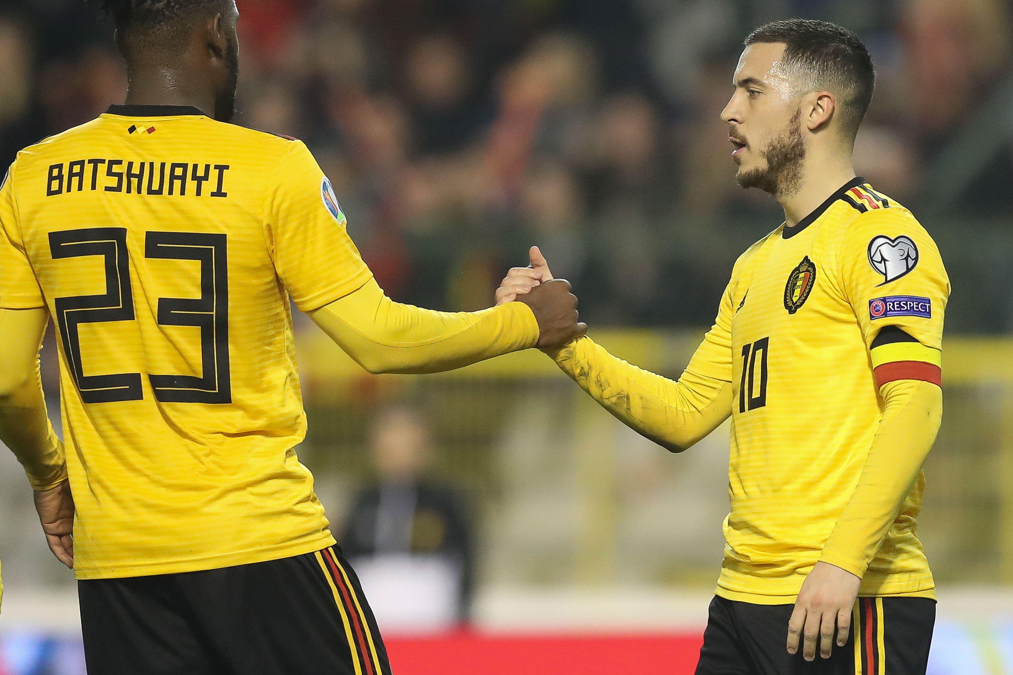 Chelsea internationals: Hazard brace, Pulisic contained, Courtois schadenfreude