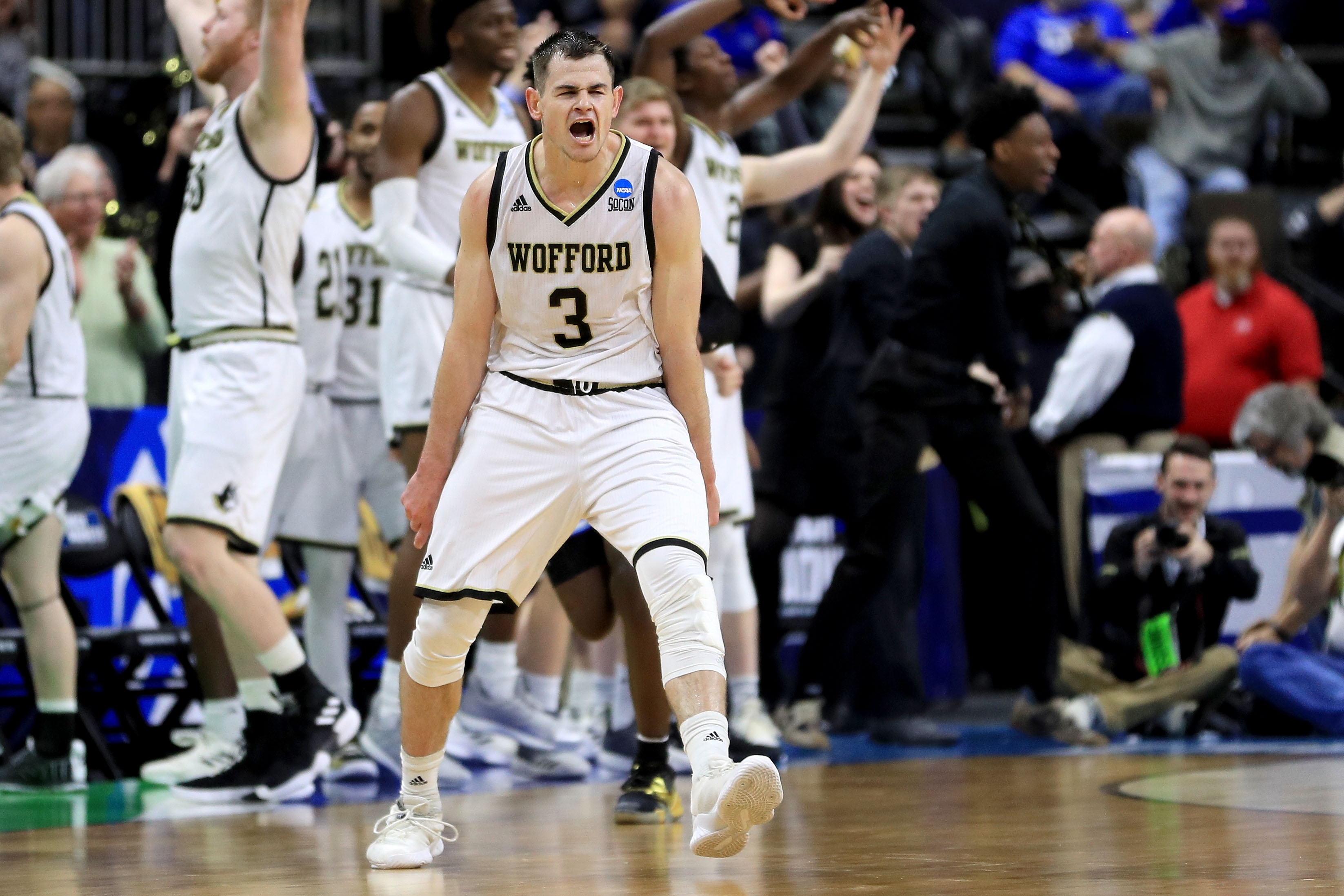 Fletcher Magee went from an unranked recruit to March Madness three-point god