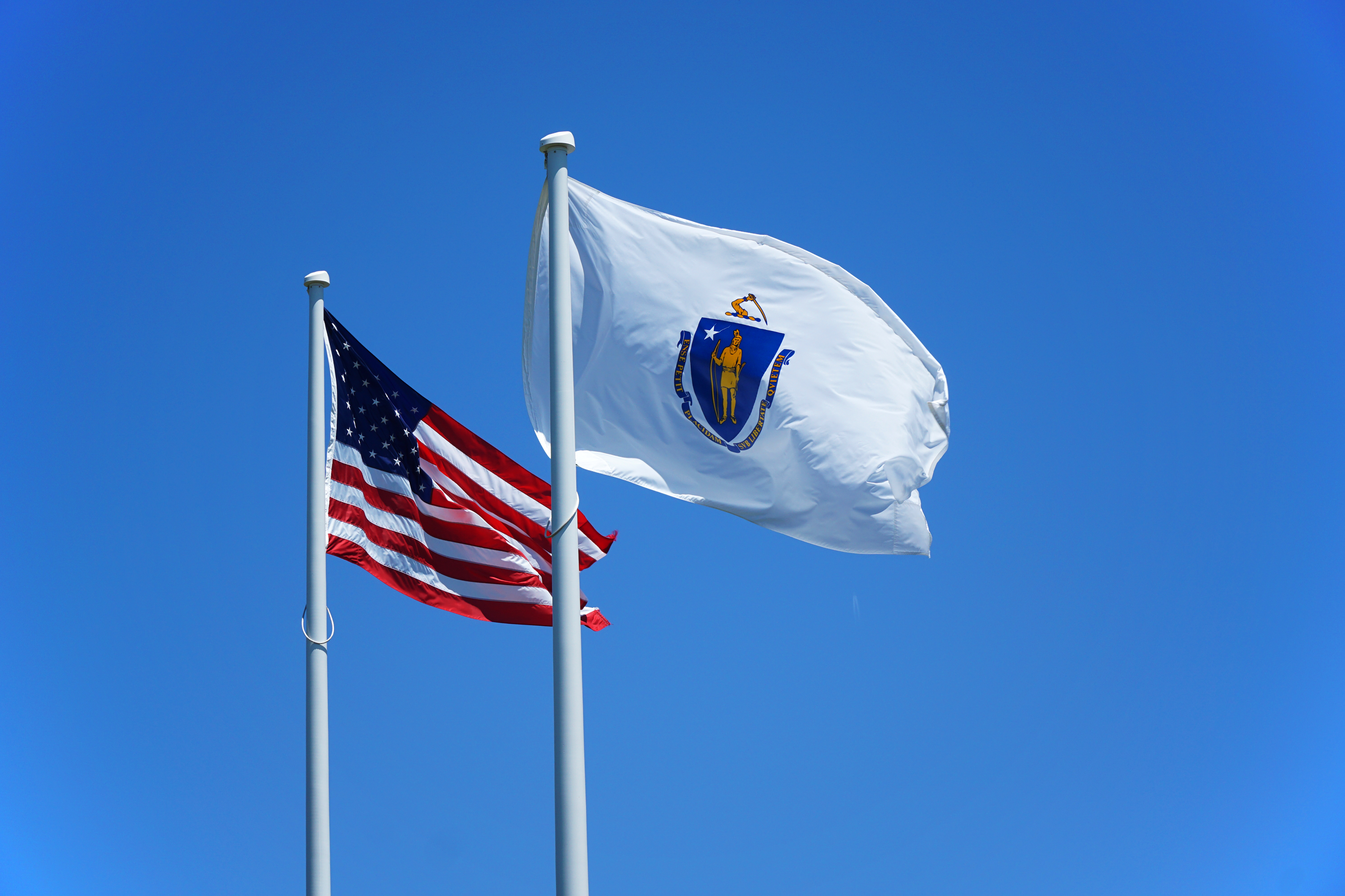 What would go on a new Massachusetts state flag?