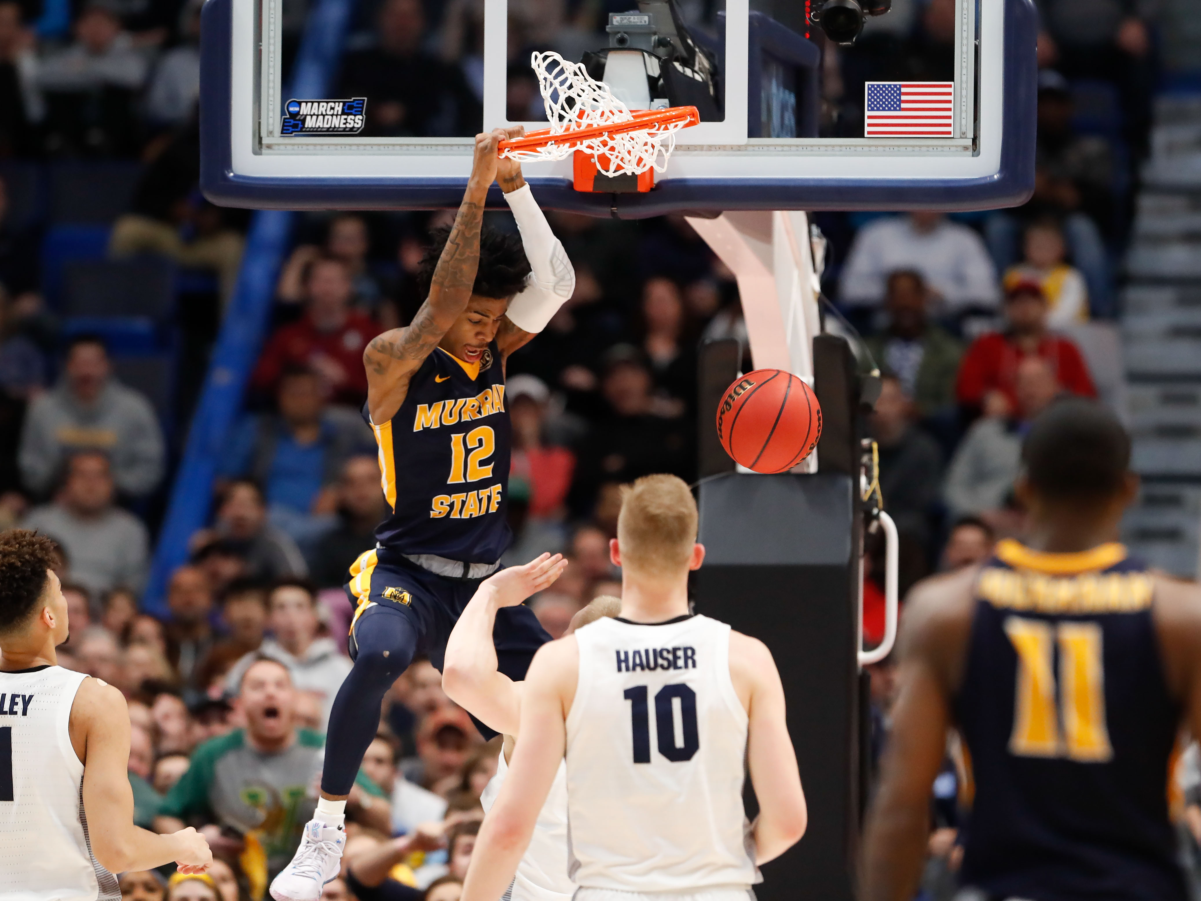 Ja Morant is here to distract you from that awful NBA team you root for