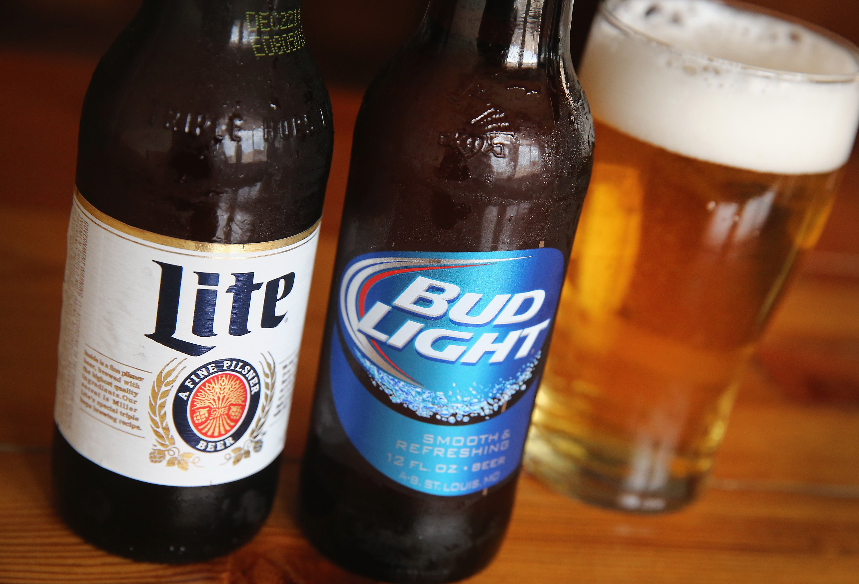 Miller Lite Files Lawsuit Over Bud Light's Super Bowl Corn Syrup