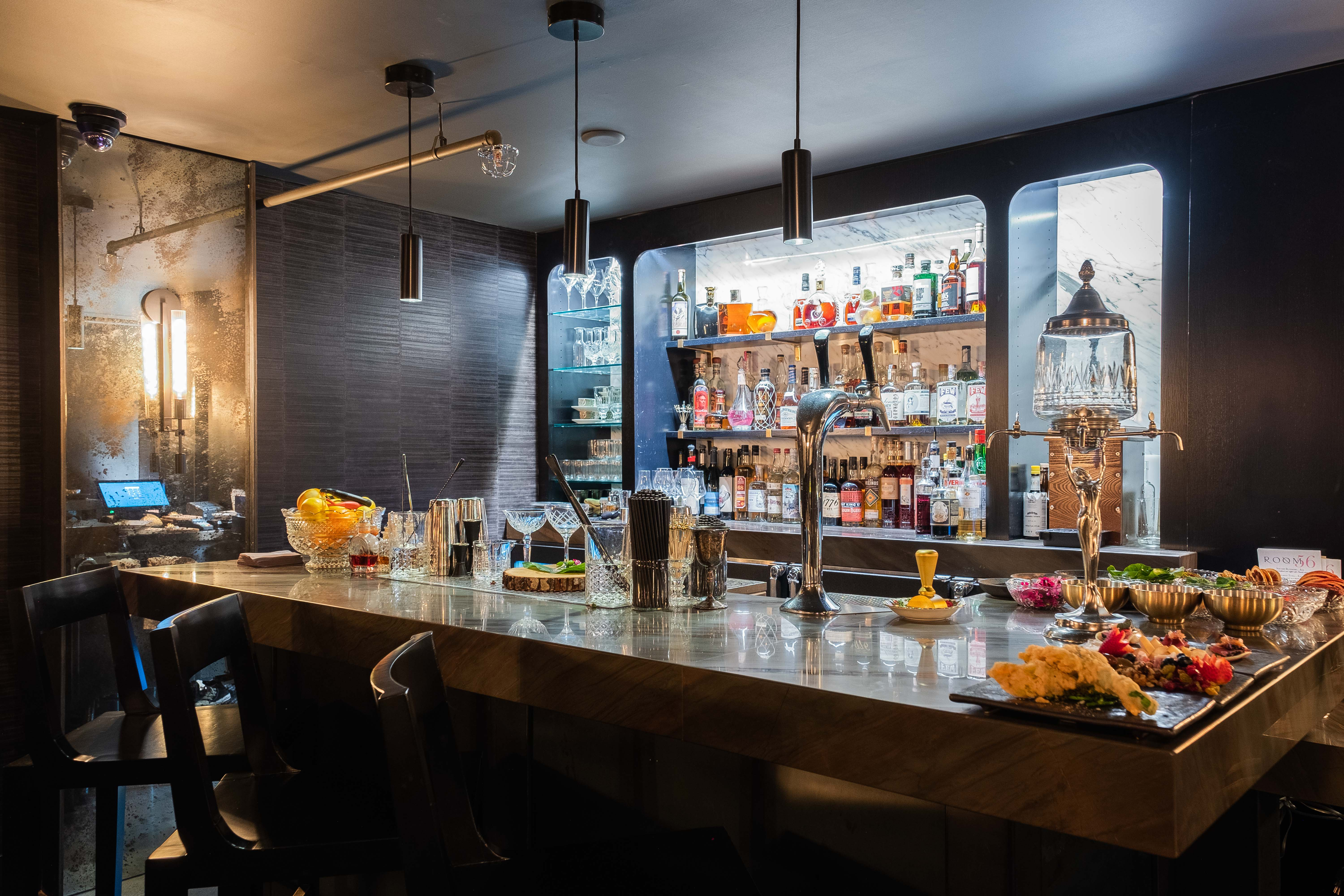 Have You Seen Downtown's Secret Speakeasy?