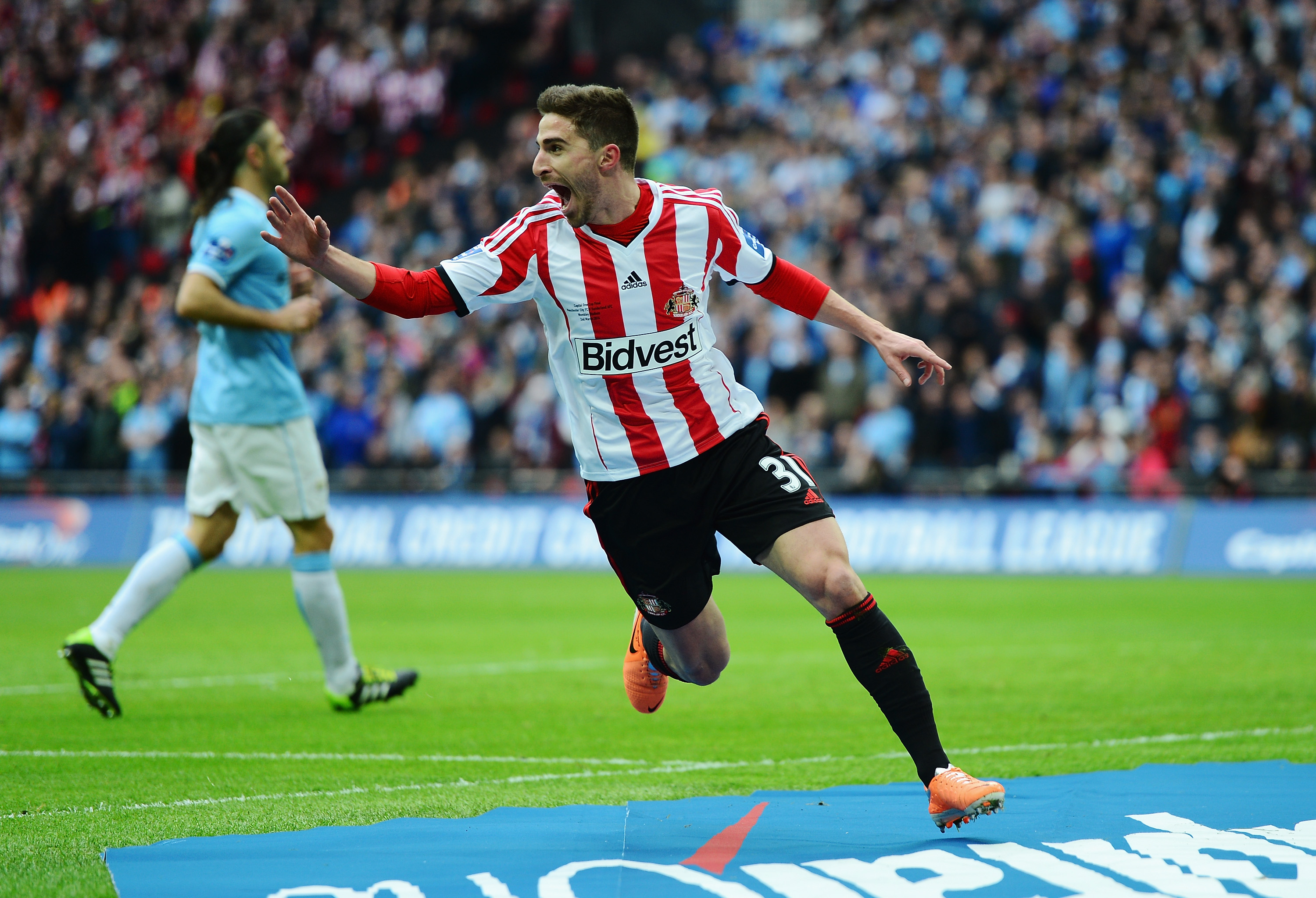 Road to Wembley: How Sunderland's run to the 2014 League Cup Final brought life back to Wearside