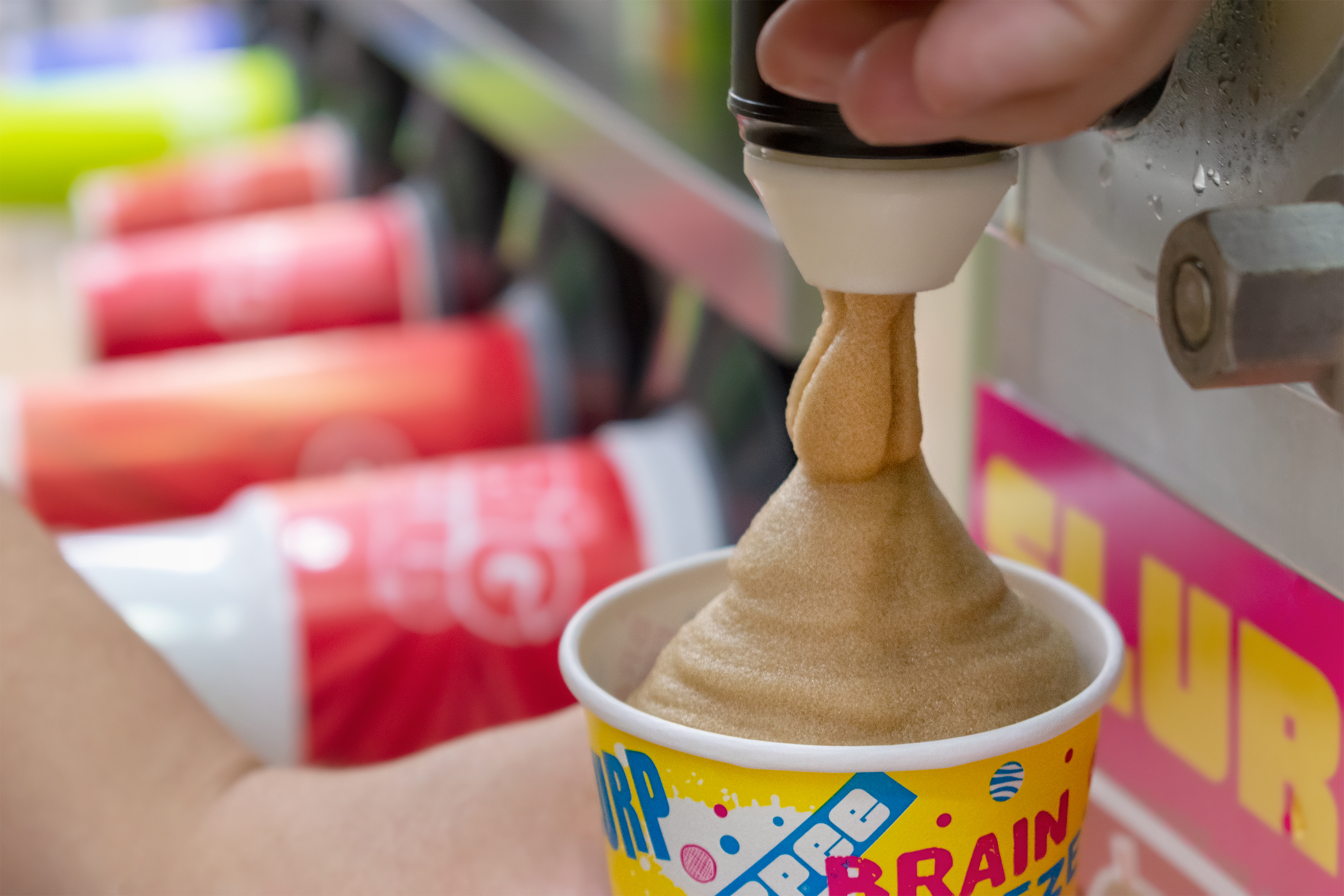 7-Eleven Lab Store Experiments With Health Food and Organic Slurpees