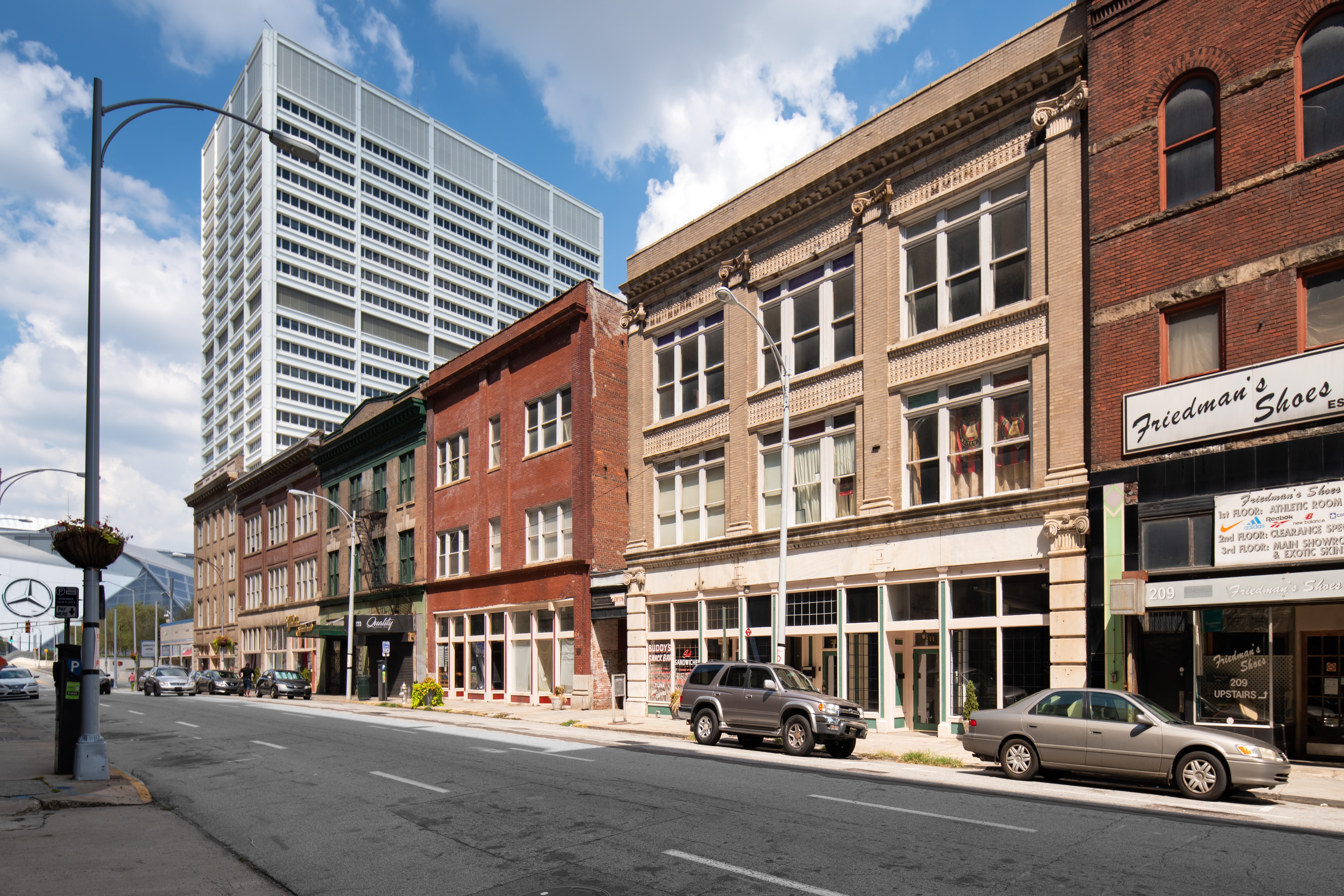 Newport to revive Atlanta's historic Hotel Row with pop-ups through (at least) July