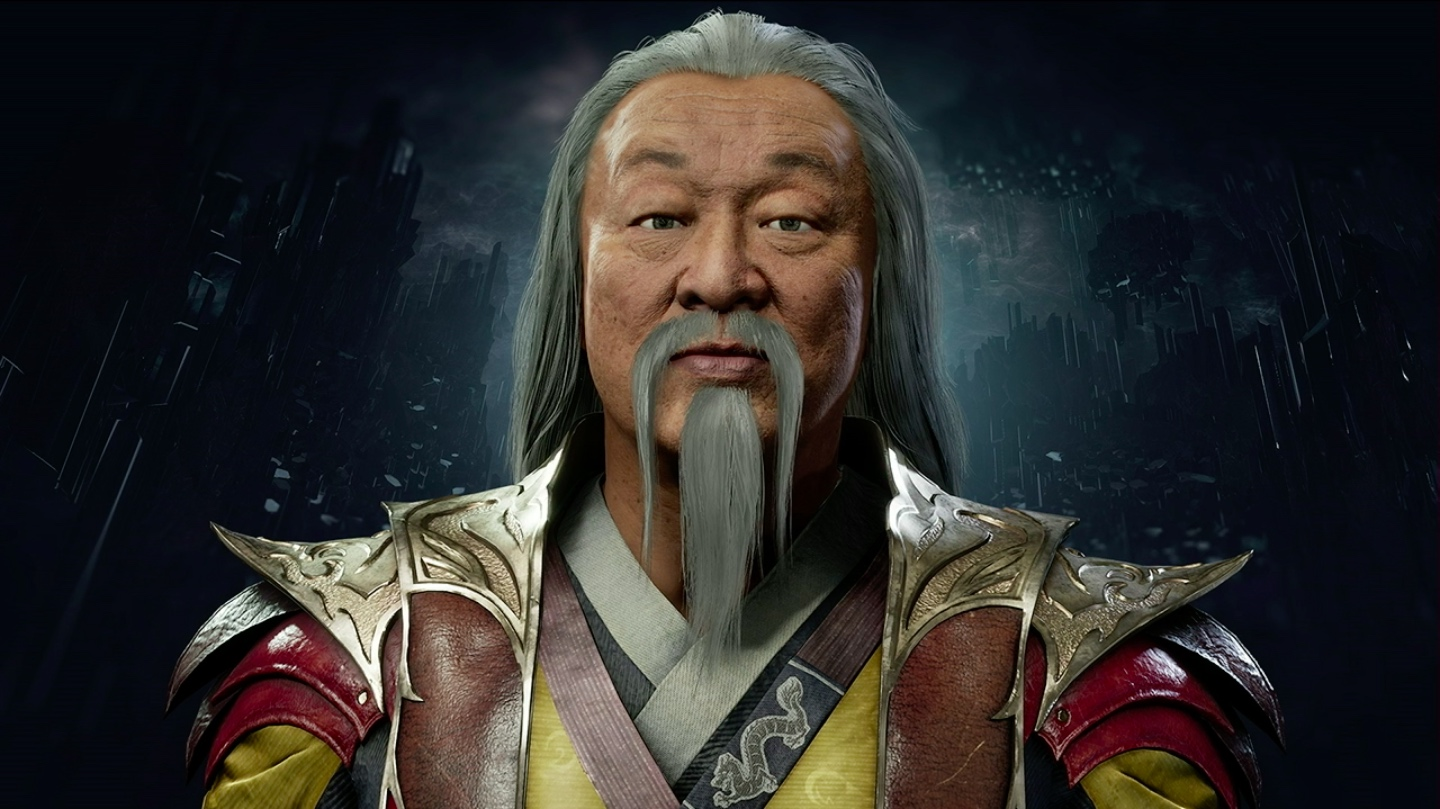 Shang Tsung is Mortal Kombat 11's first DLC character