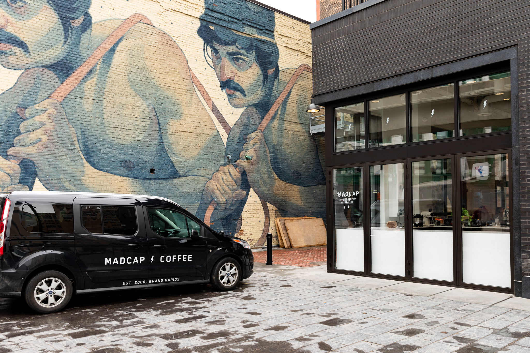 Madcap Coffee Opens Downtown Detroit Location on Saturady