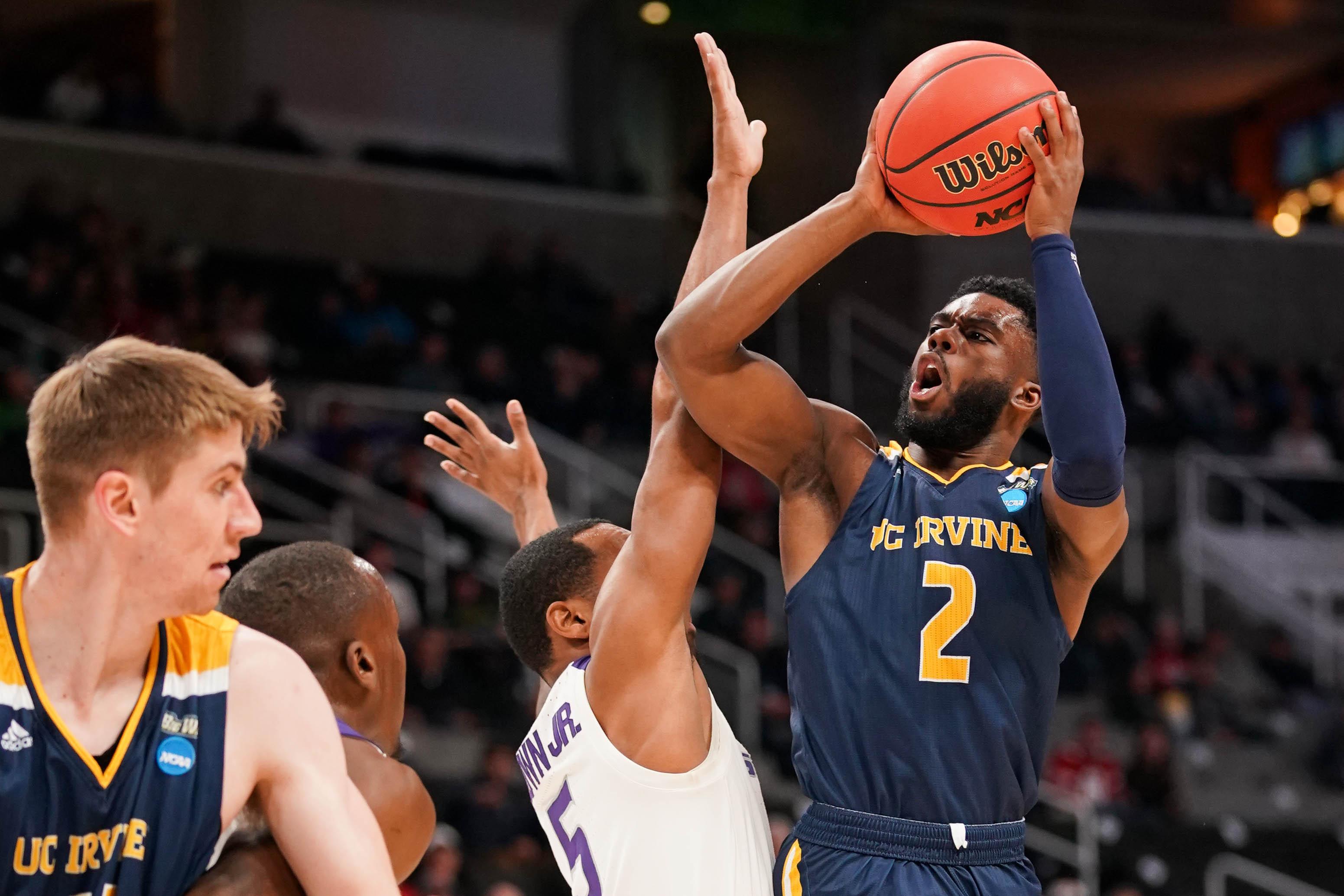 NCAA Basketball: NCAA Tournament-First Round-Kansas State vs UC Irvine