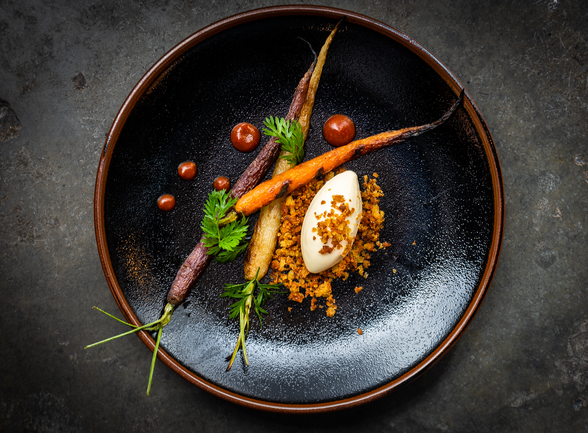 Rooster & Owl carrots