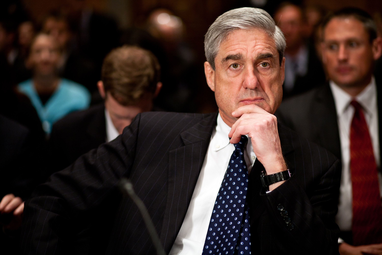 Robert Mueller has completed his report