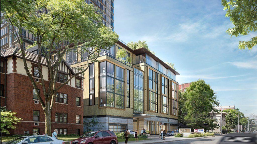 Developers pull plug on high-rise next to Frank Lloyd Wright's Unity Temple