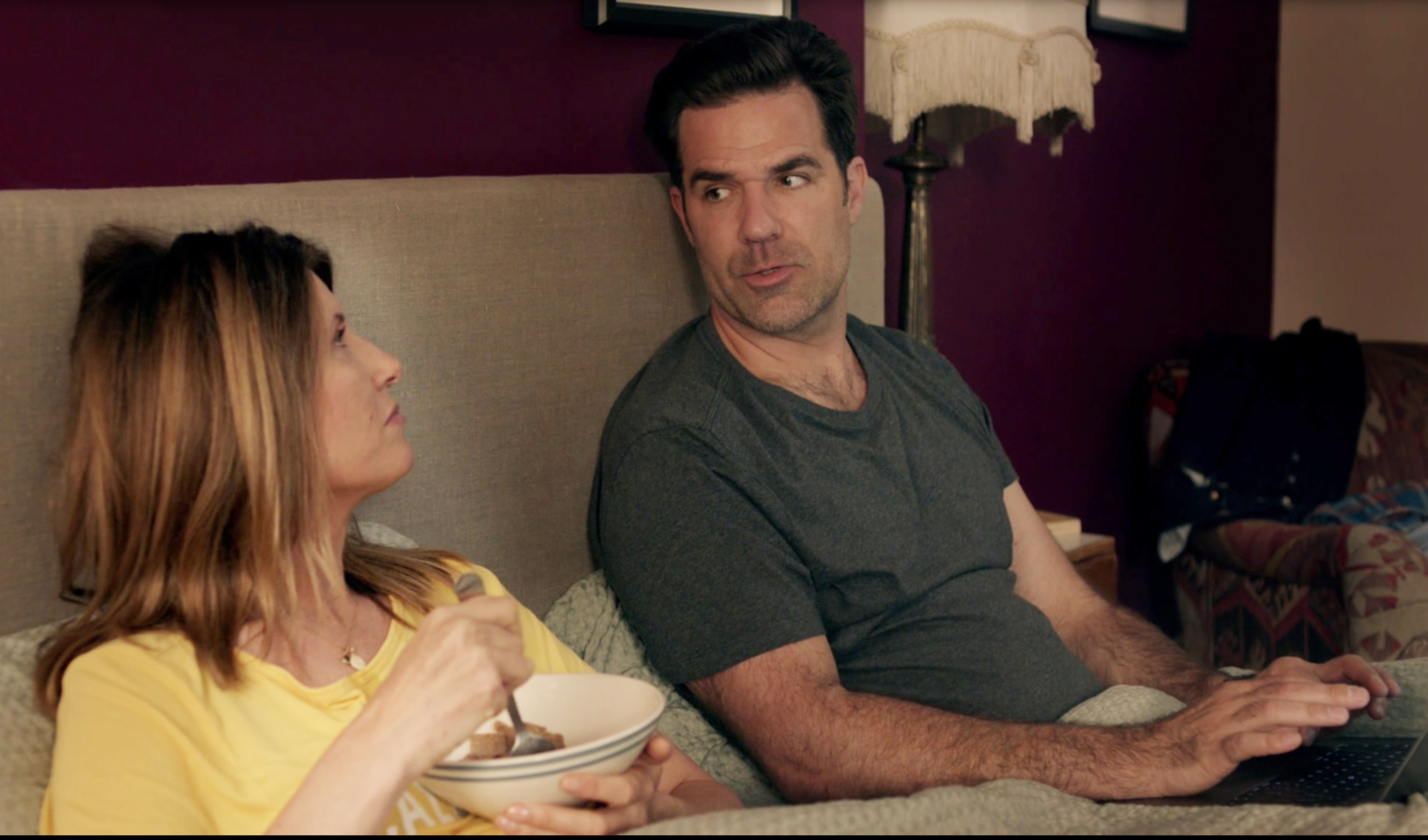 Order a Second Dessert and Say Farewell to Amazon Prime's 'Catastrophe'