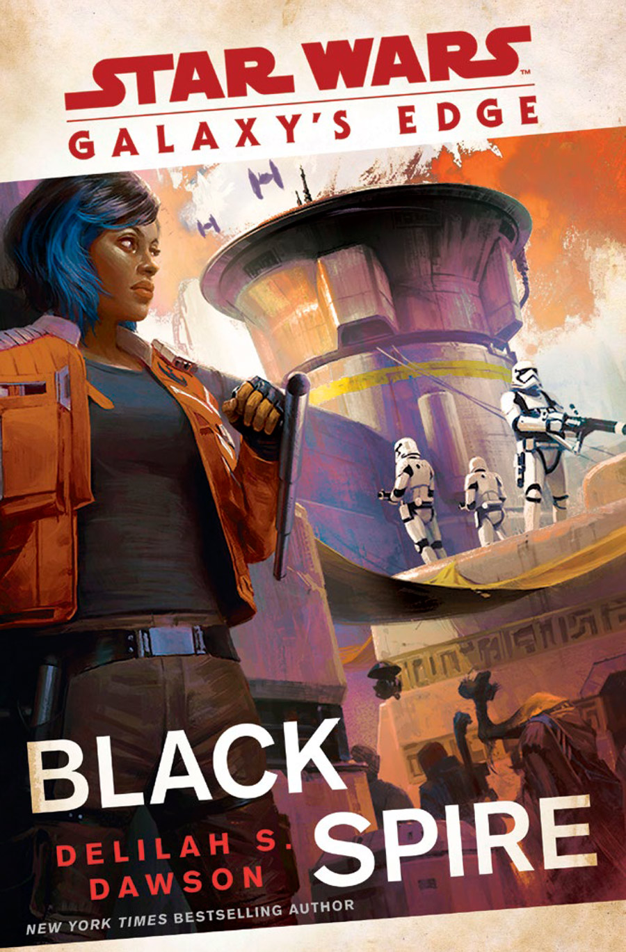 Star Wars lands' prequel book gets cover art and more details