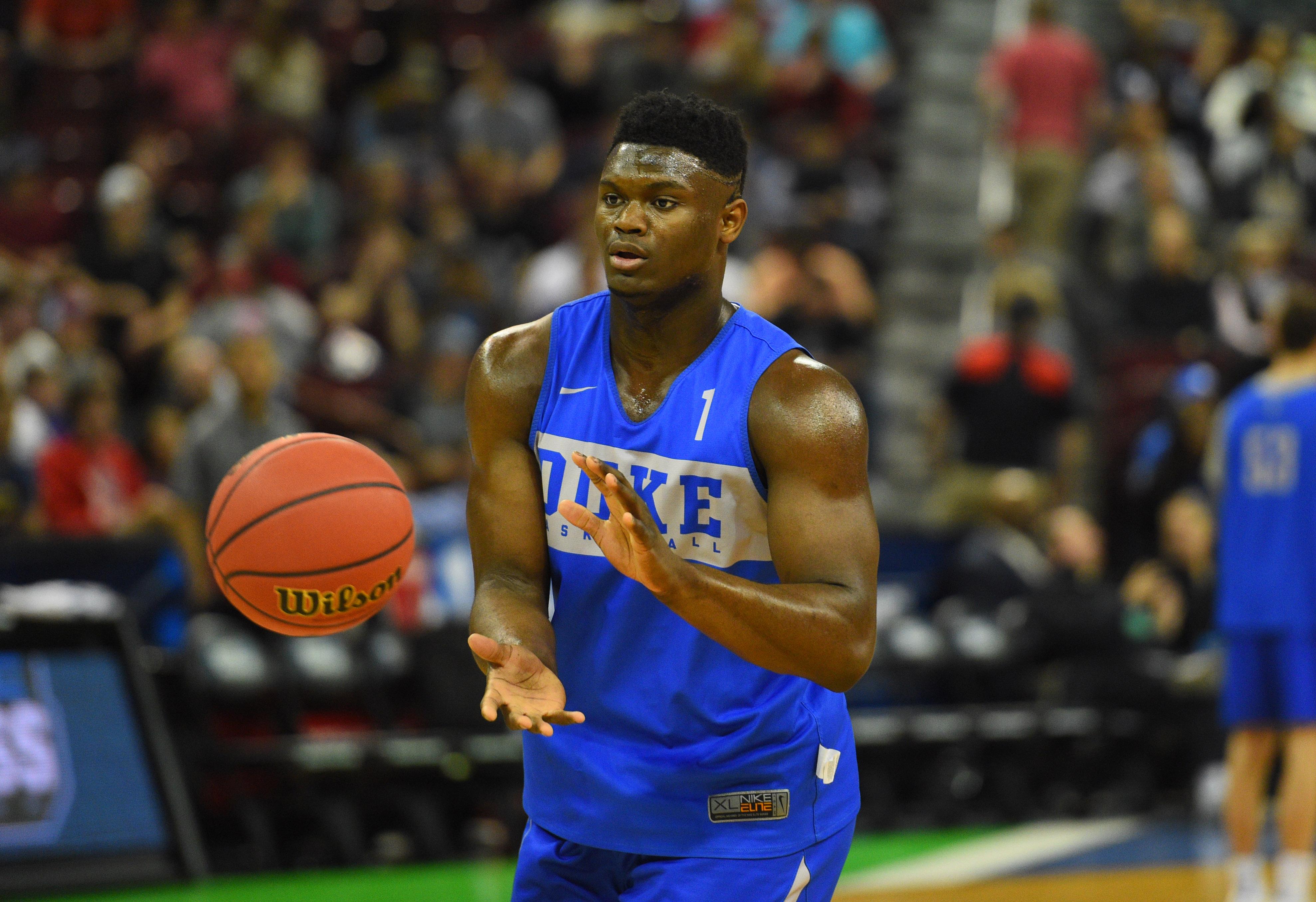 Zion Williamson will have his own 'Zion Cam' for Duke's NCAA tournament run