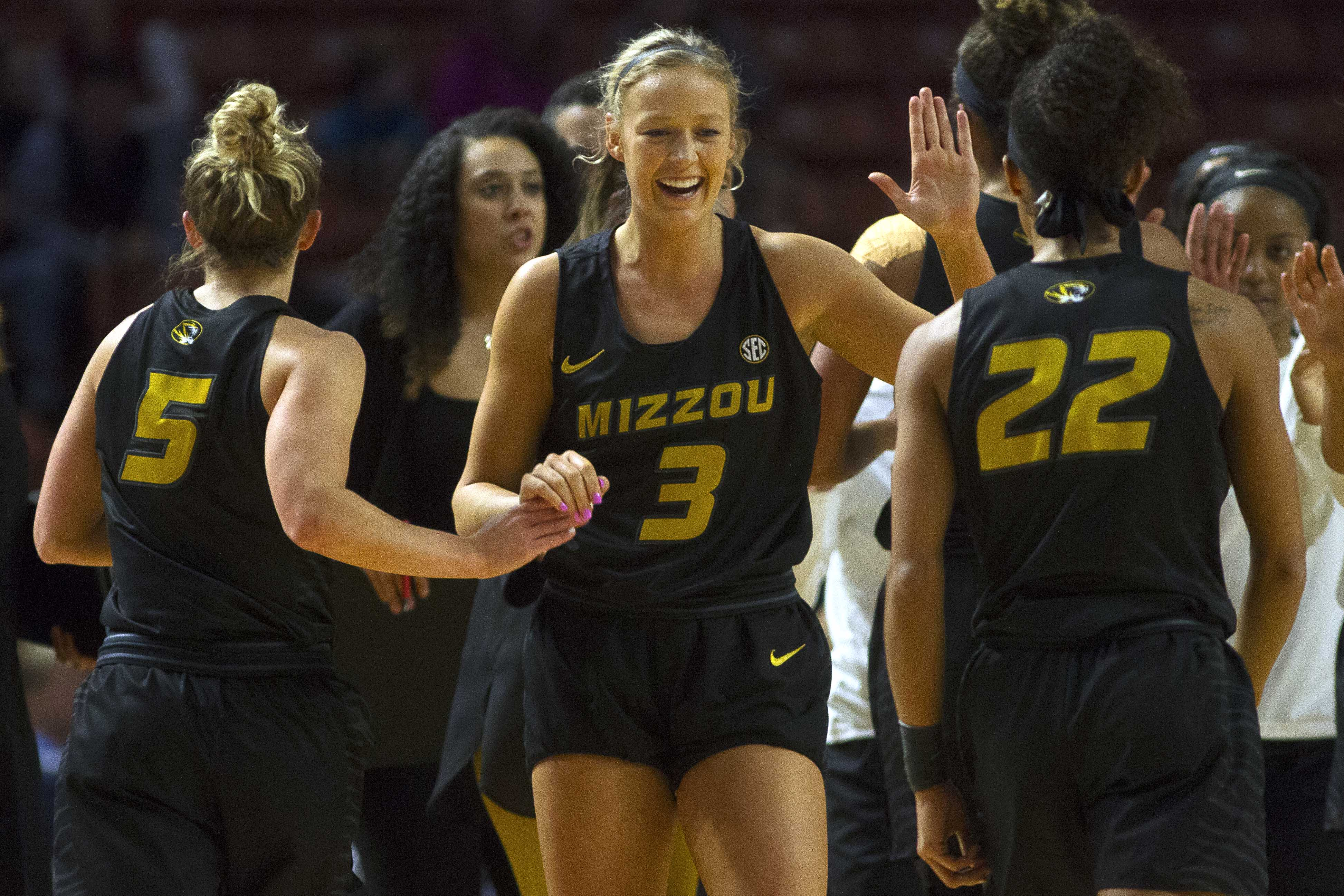 NCAA Womens Basketball: SEC Conference Tournament - Missouri vs Kentucky