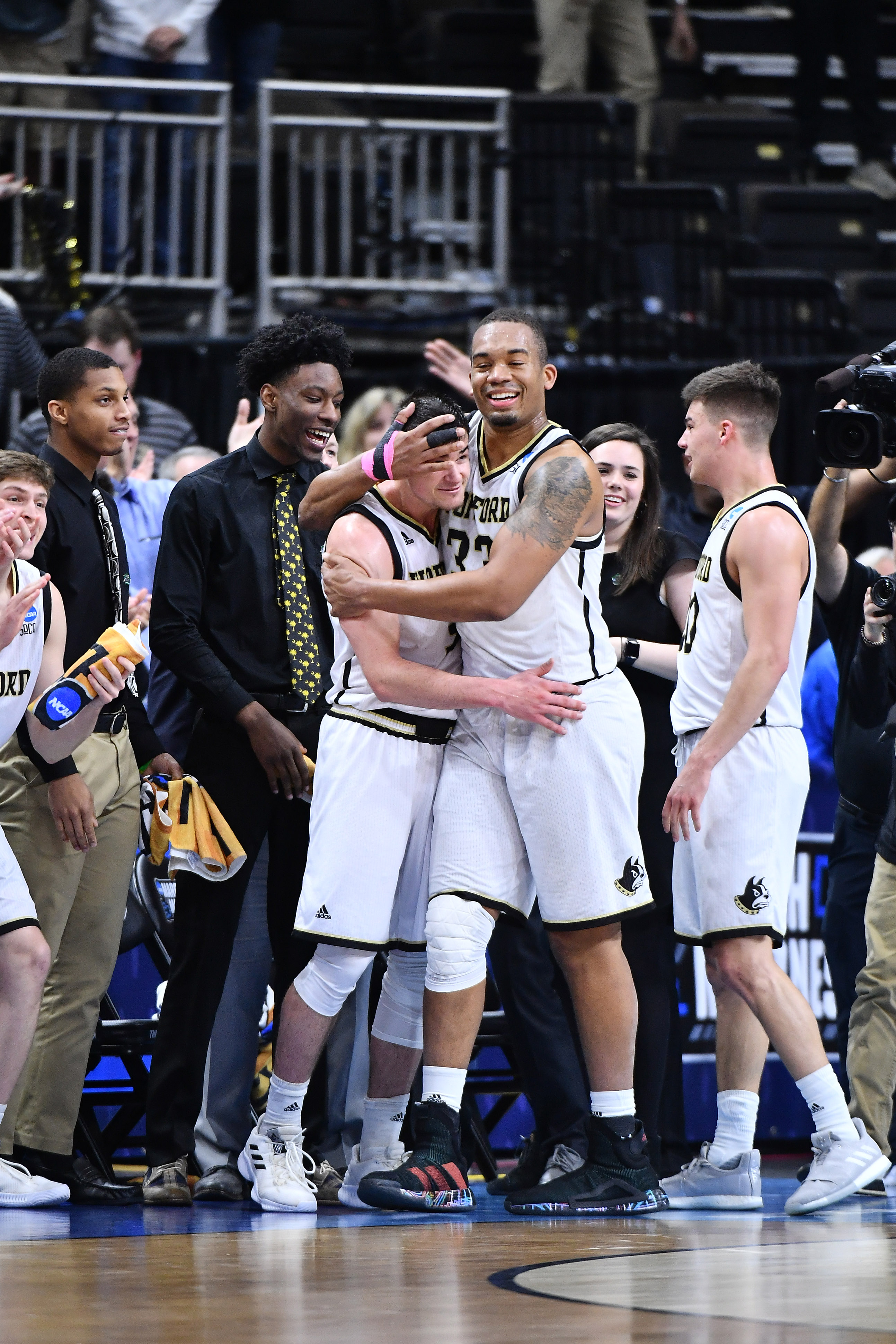Where is Wofford located? And more quick facts about the NCAA tournament's non-Cinderella