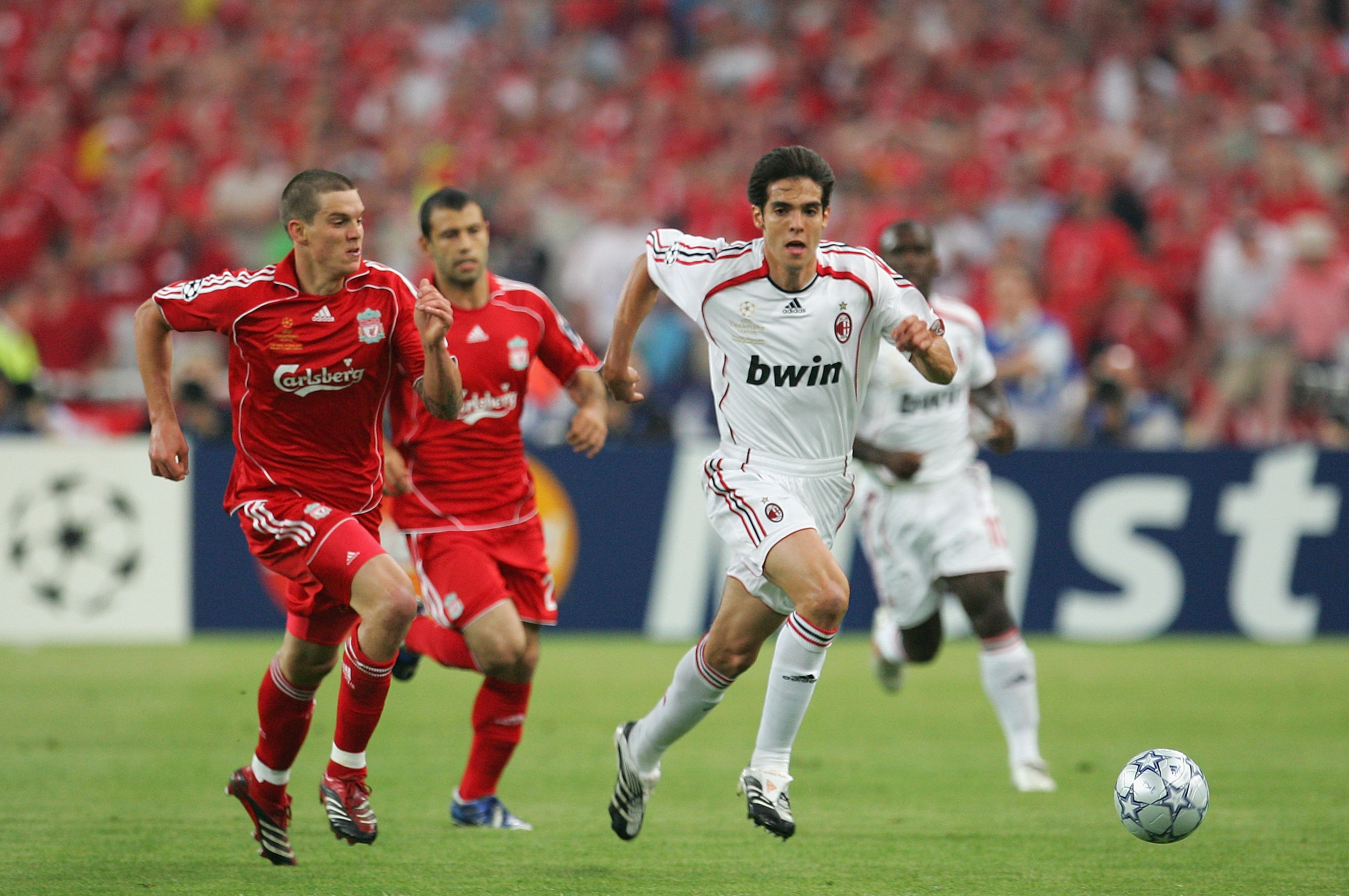 Daniel Agger Excited For Anfield Return With Legends