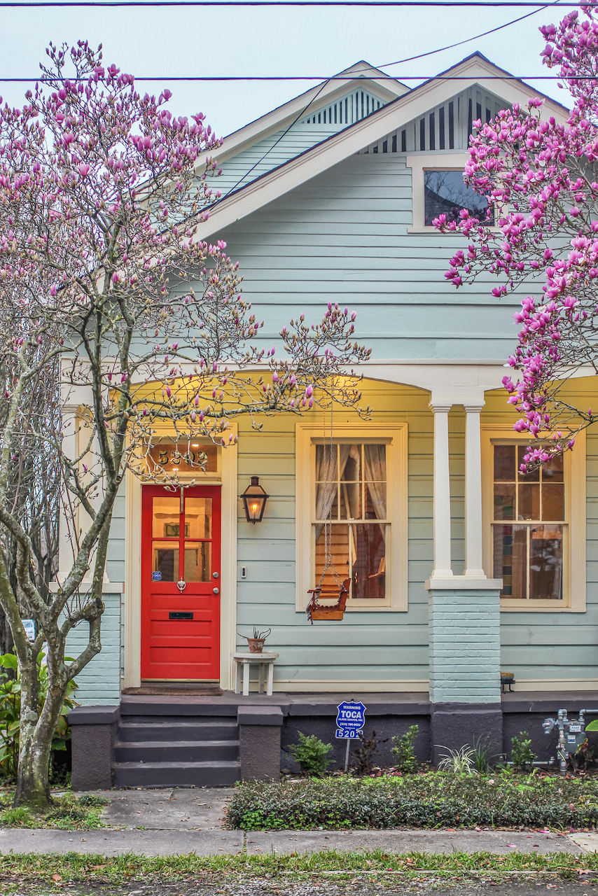 The Preservation Resource Center's Shotgun House Tour takes place this weekend