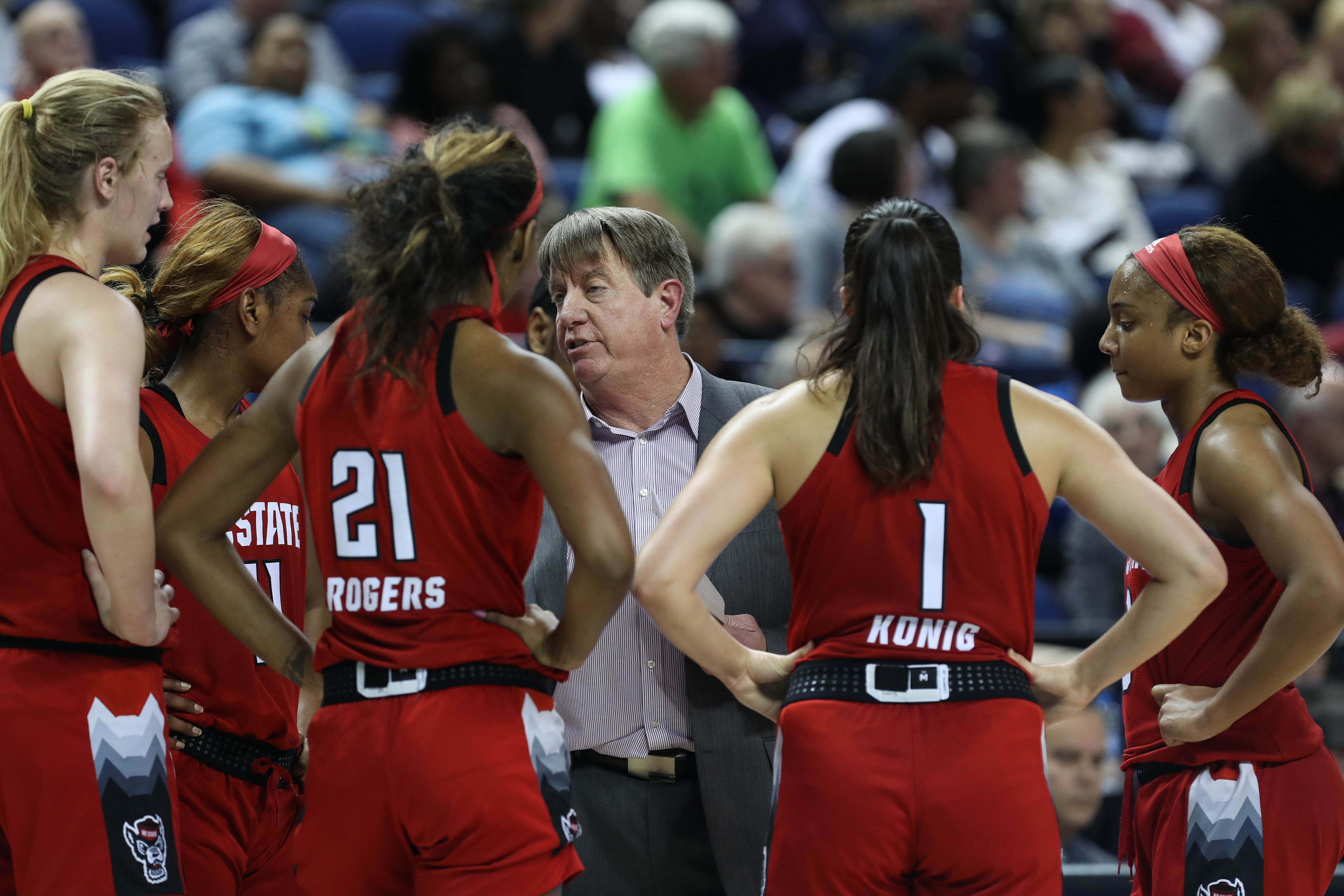 d3b0a557882 NC State advances to 2nd round of NCAAs with 63-51 win over Maine