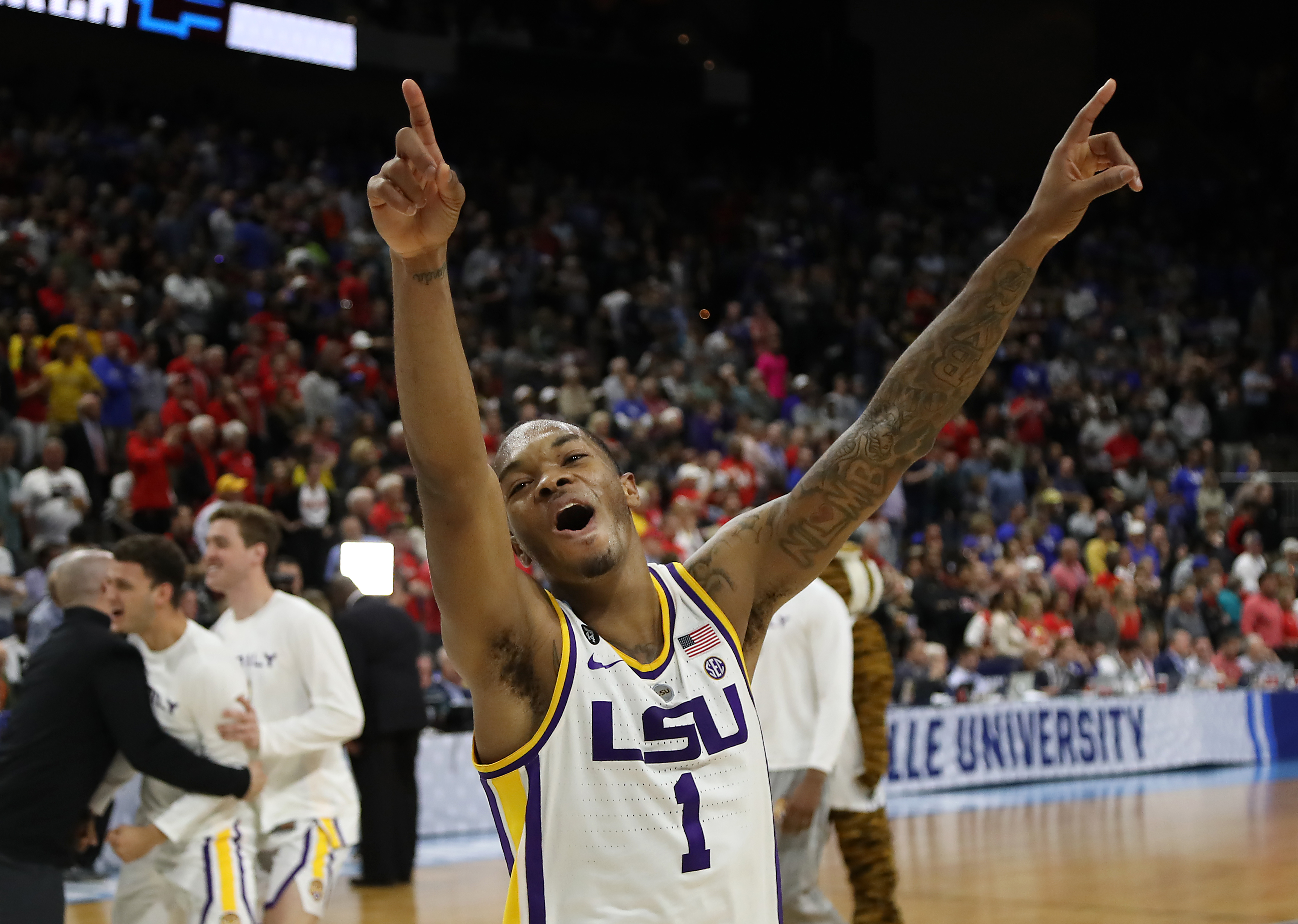 March Madness 2019: LSU are the bad boy heroes of the Sweet 16