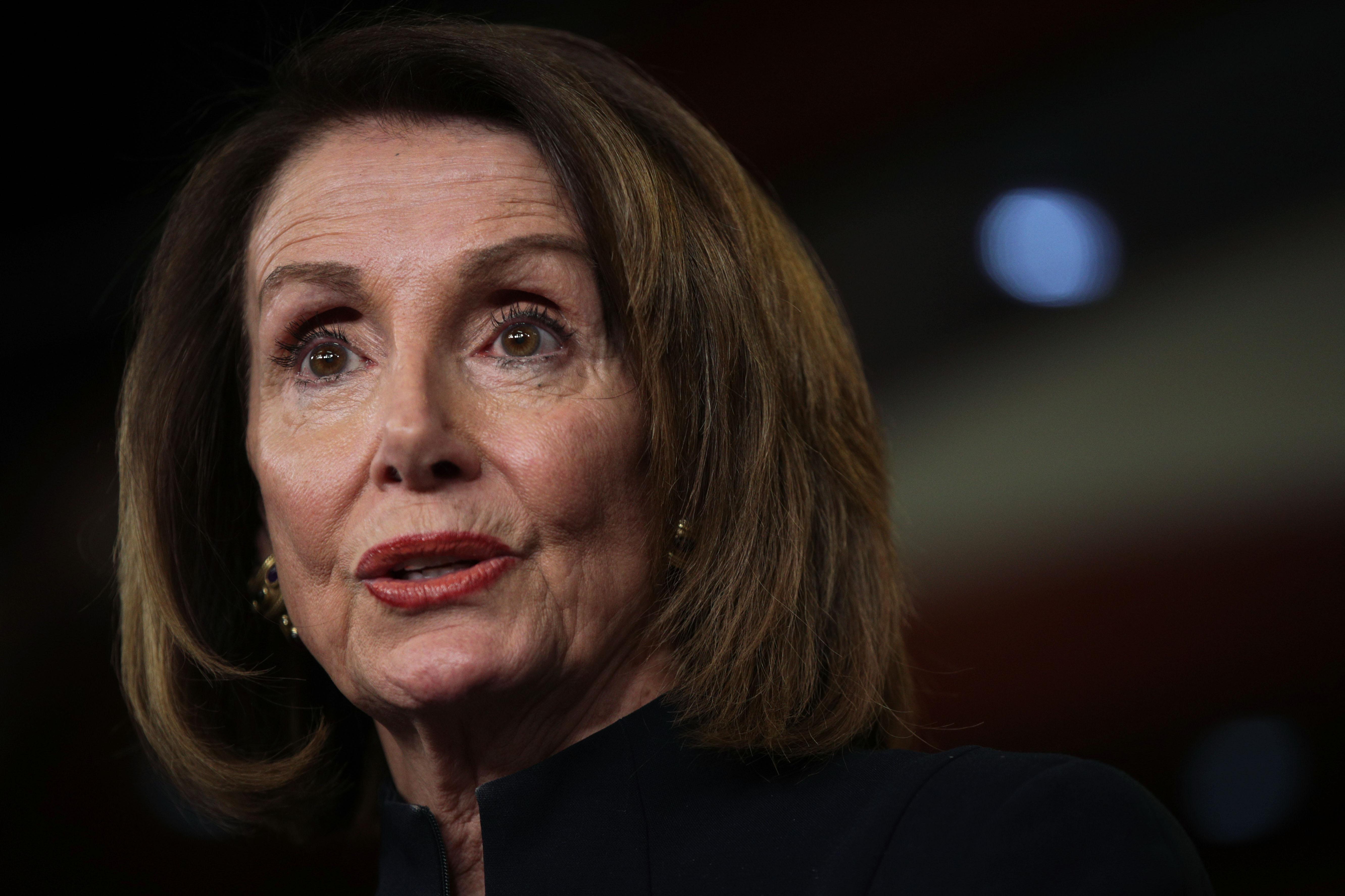 Nancy Pelosi: Mueller report briefings to Congress should be unclassified