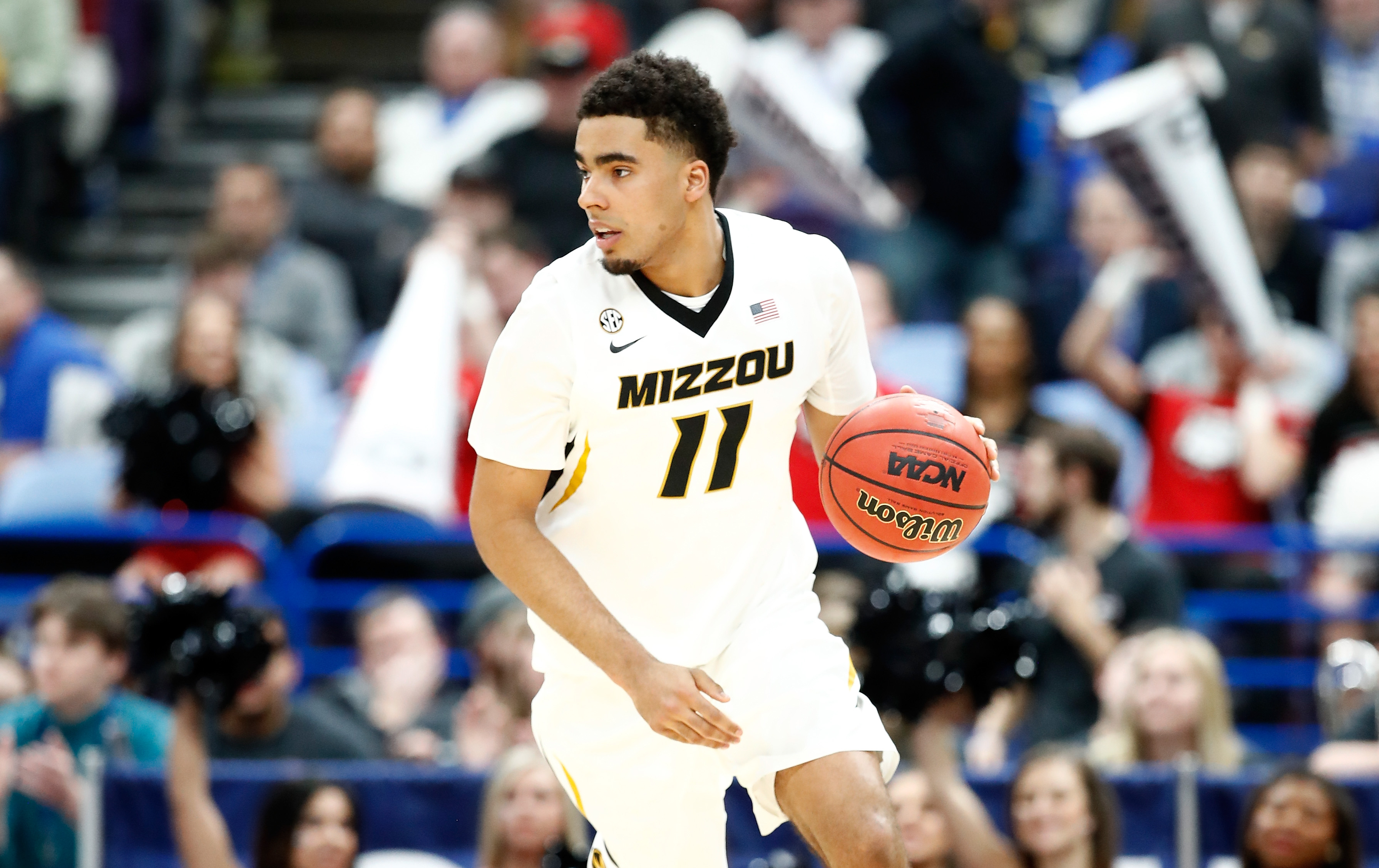 Missouri standout Jontay Porter's 2nd ACL tear is impossibly sad