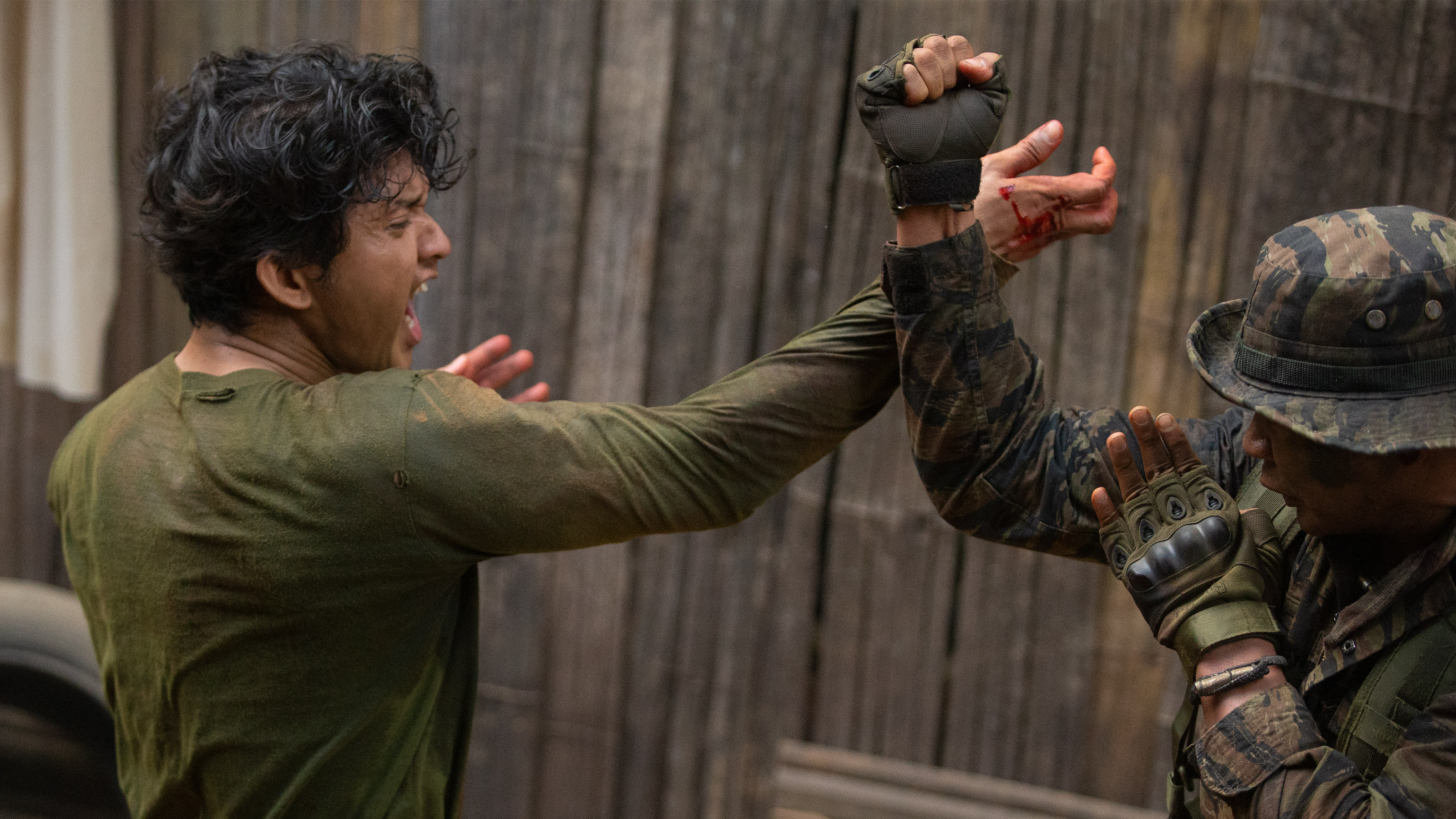 Triple Threat review: the Avengers of martial arts stars lacks a punch
