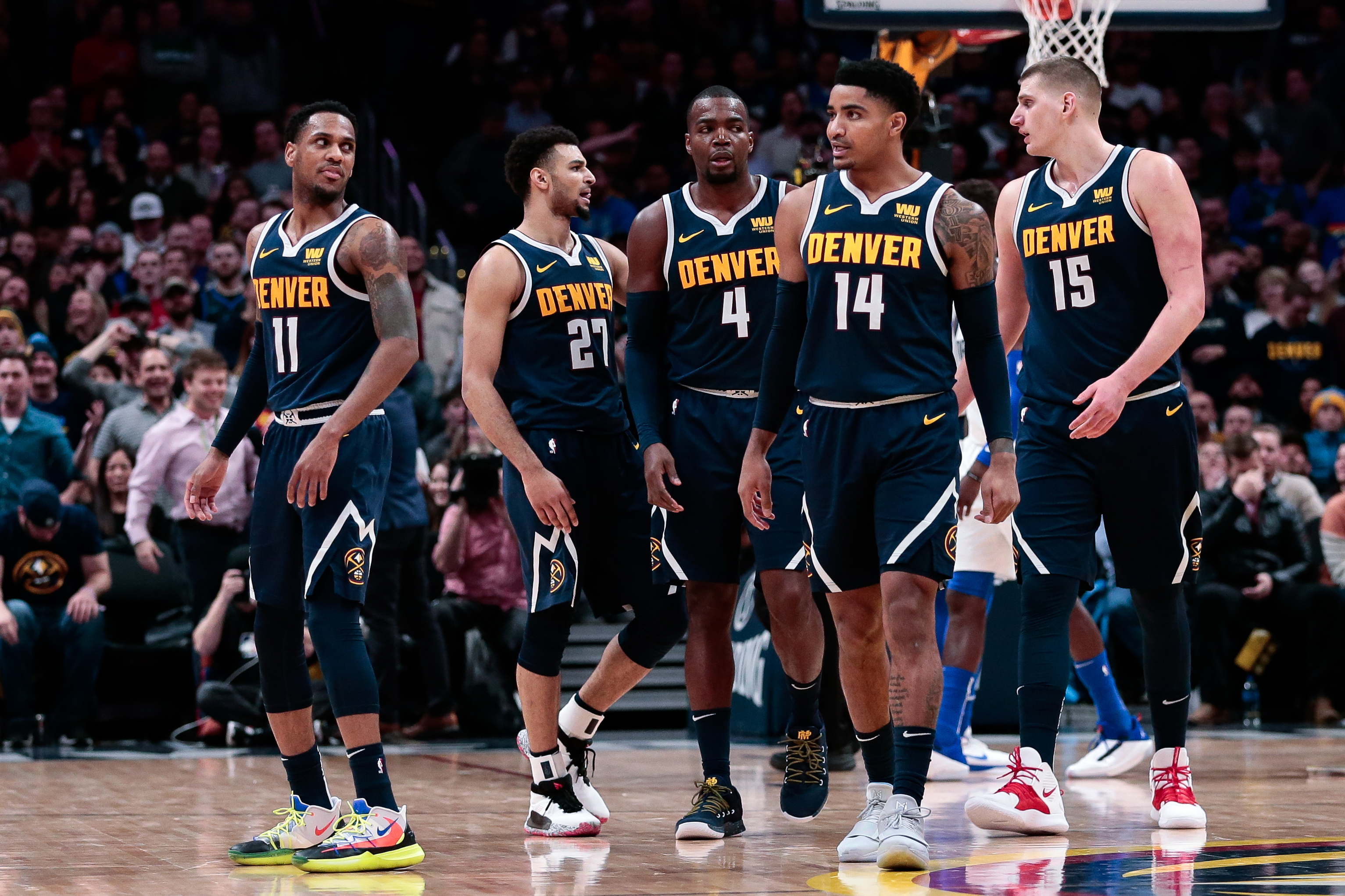 The Denver Nuggets are the NBA's anachronistic contender