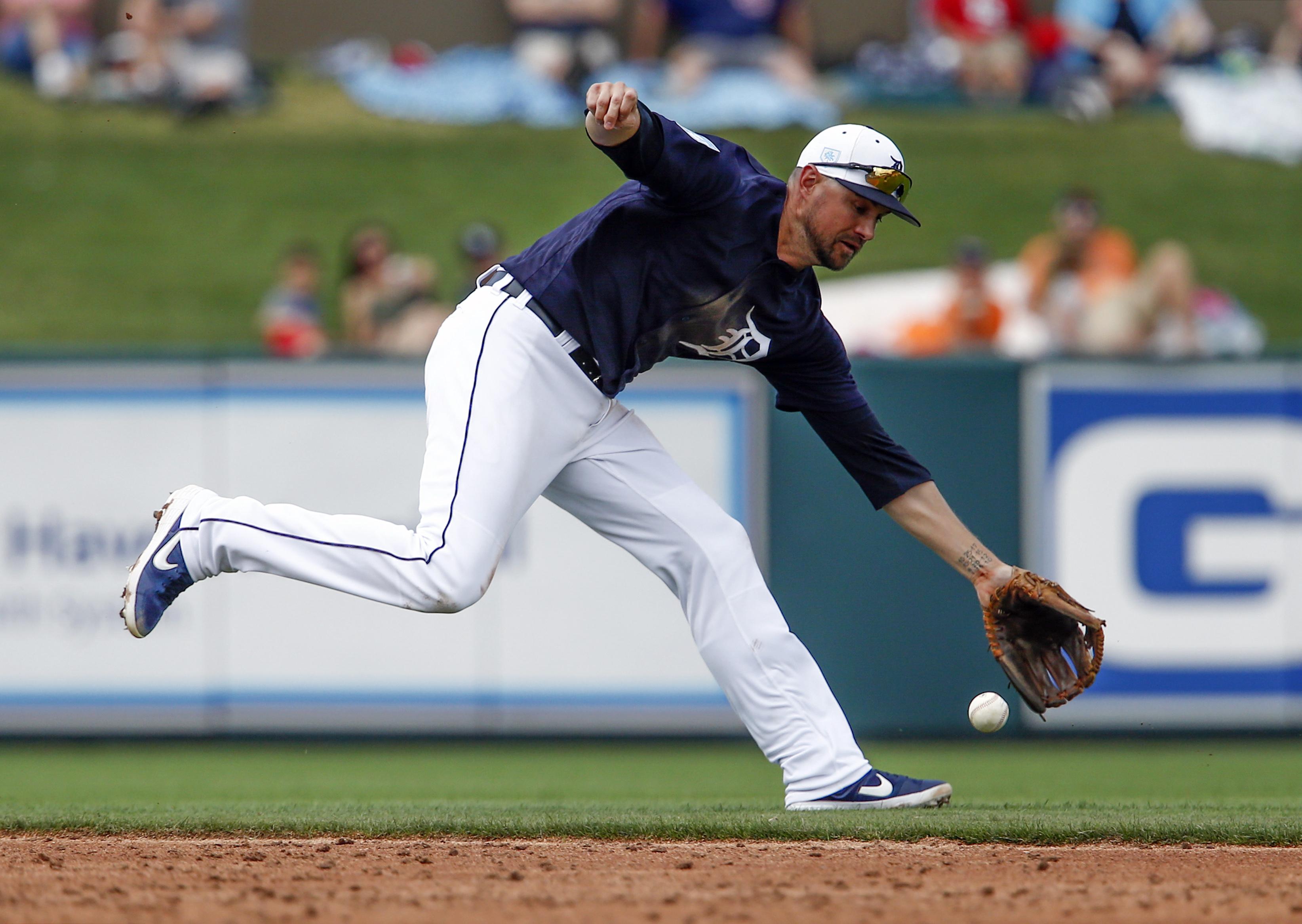 MLB: Spring Training-St. Louis Cardinals at Detroit Tigers