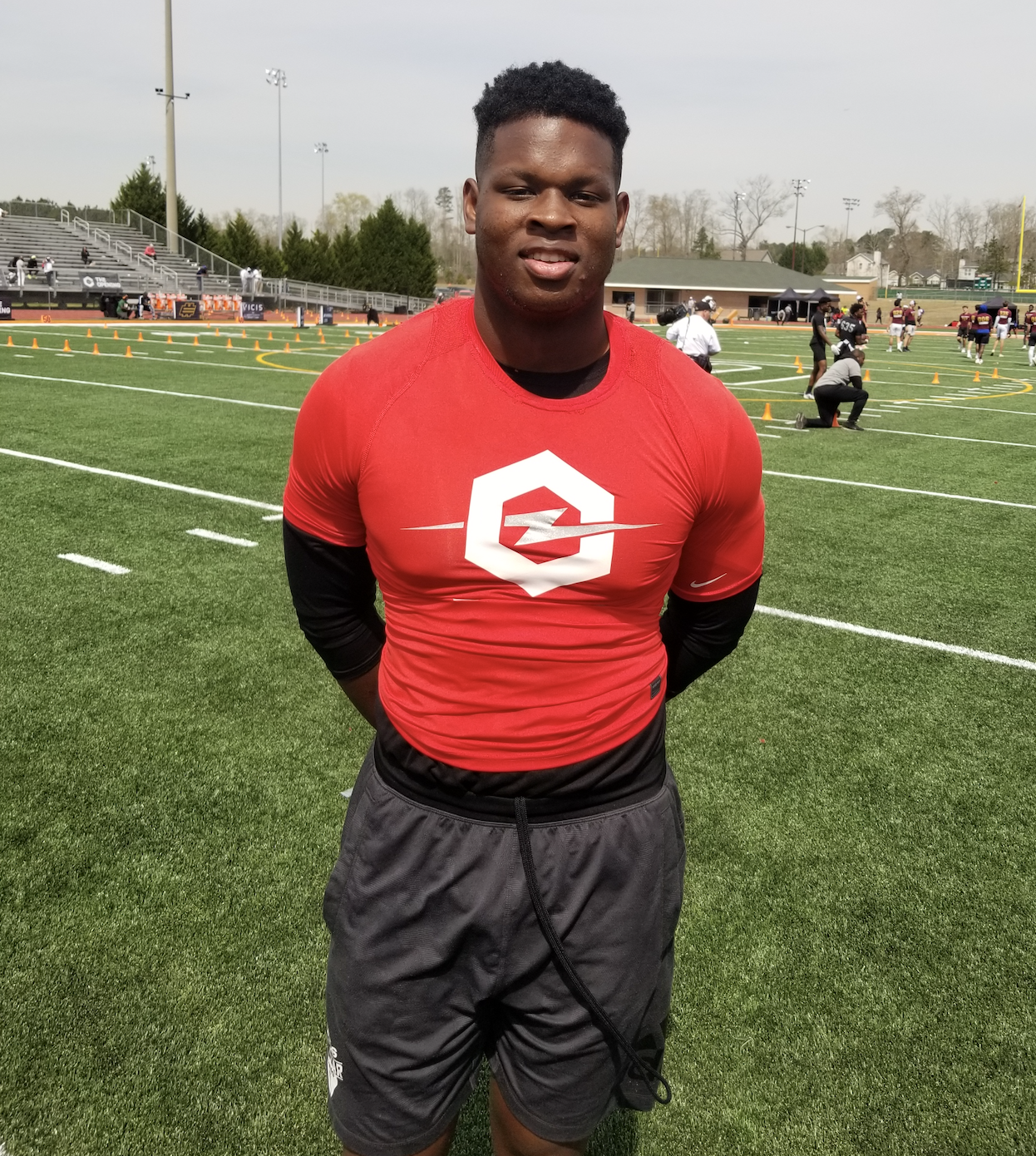 Can Clemson beat out Georgia and Auburn for 5-star Atlanta edge rusher Myles Murphy?
