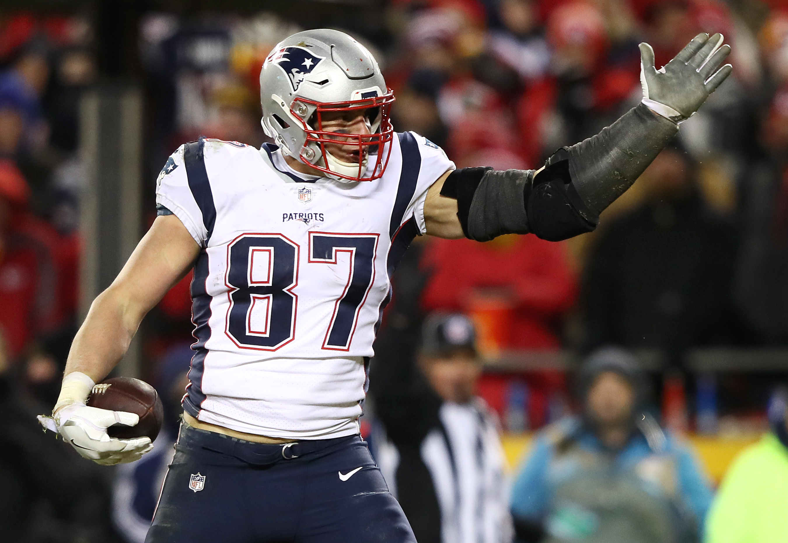Rob Gronkowski retires with 3 Super Bowl rings. What's next for Patriots?