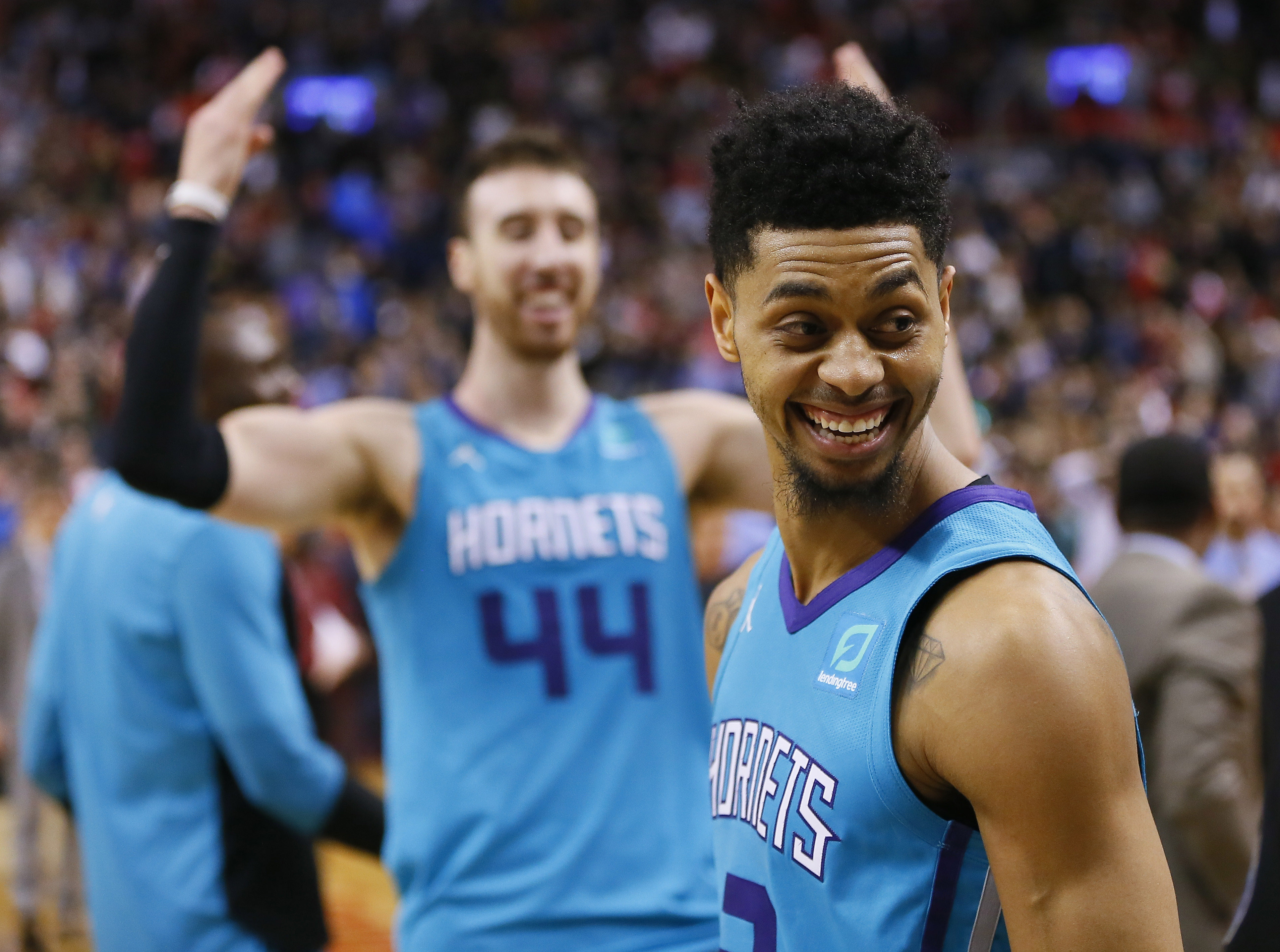 Jeremy Lamb's halfcourt heave is an all-time buzzer beater