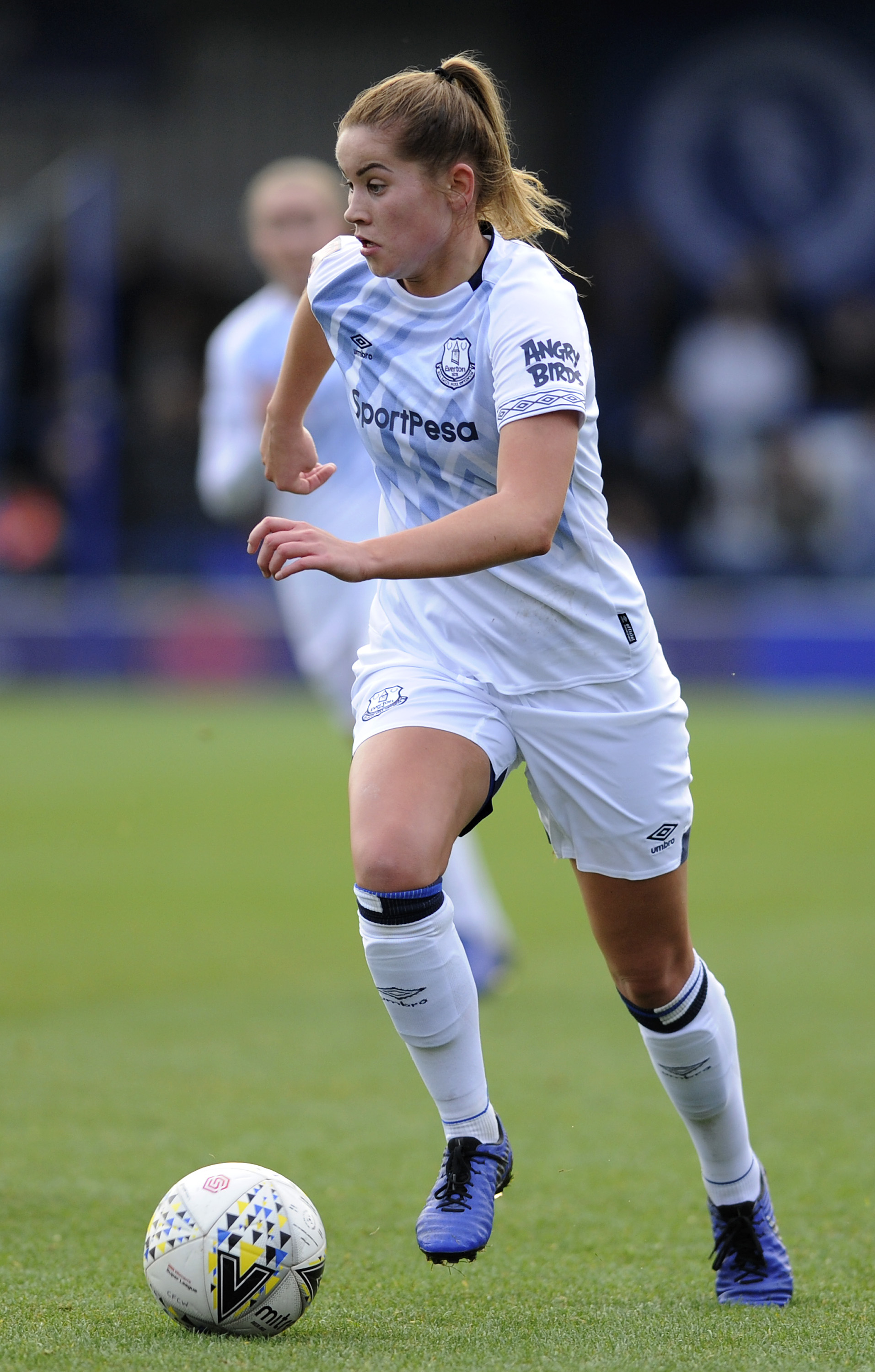 Everton Ladies Lose to Bristol City Despite Valiant Effort