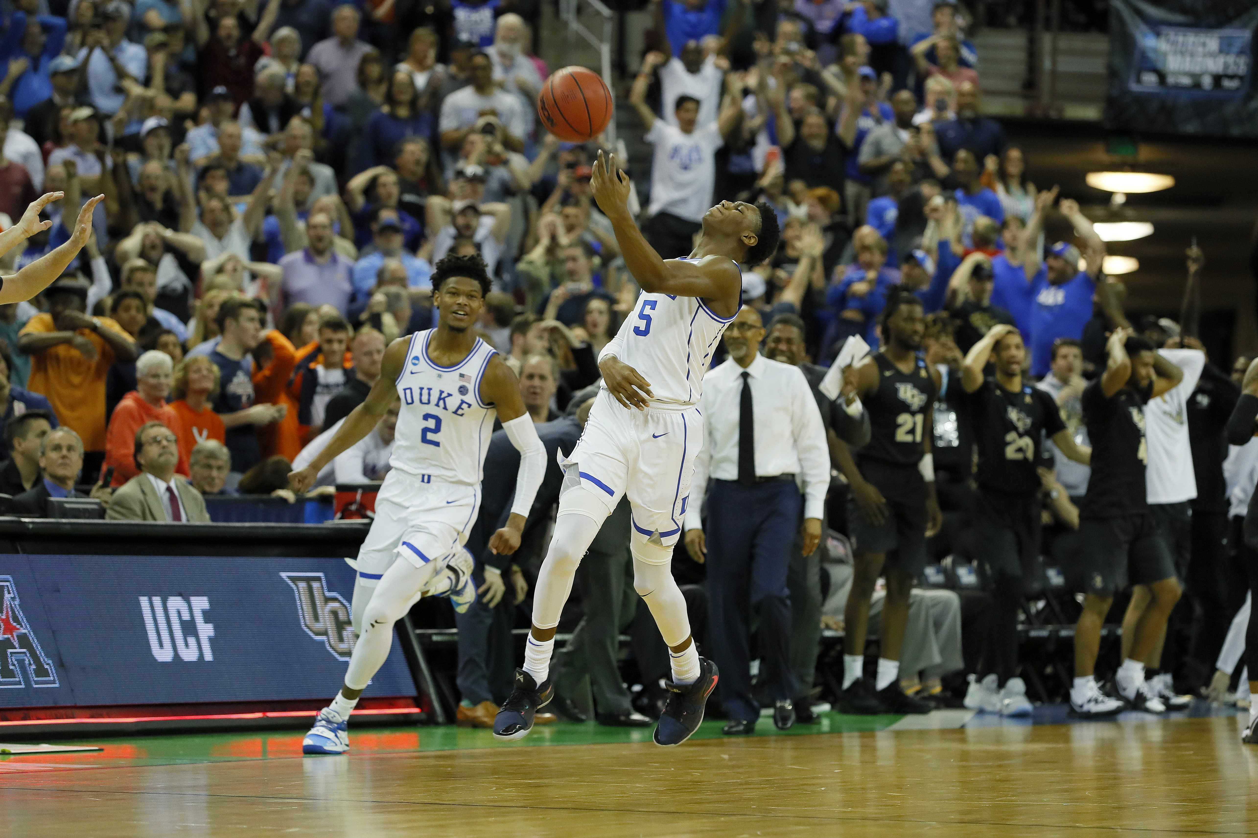 March Madness 2019: Bracket updates and highlights from Sunday