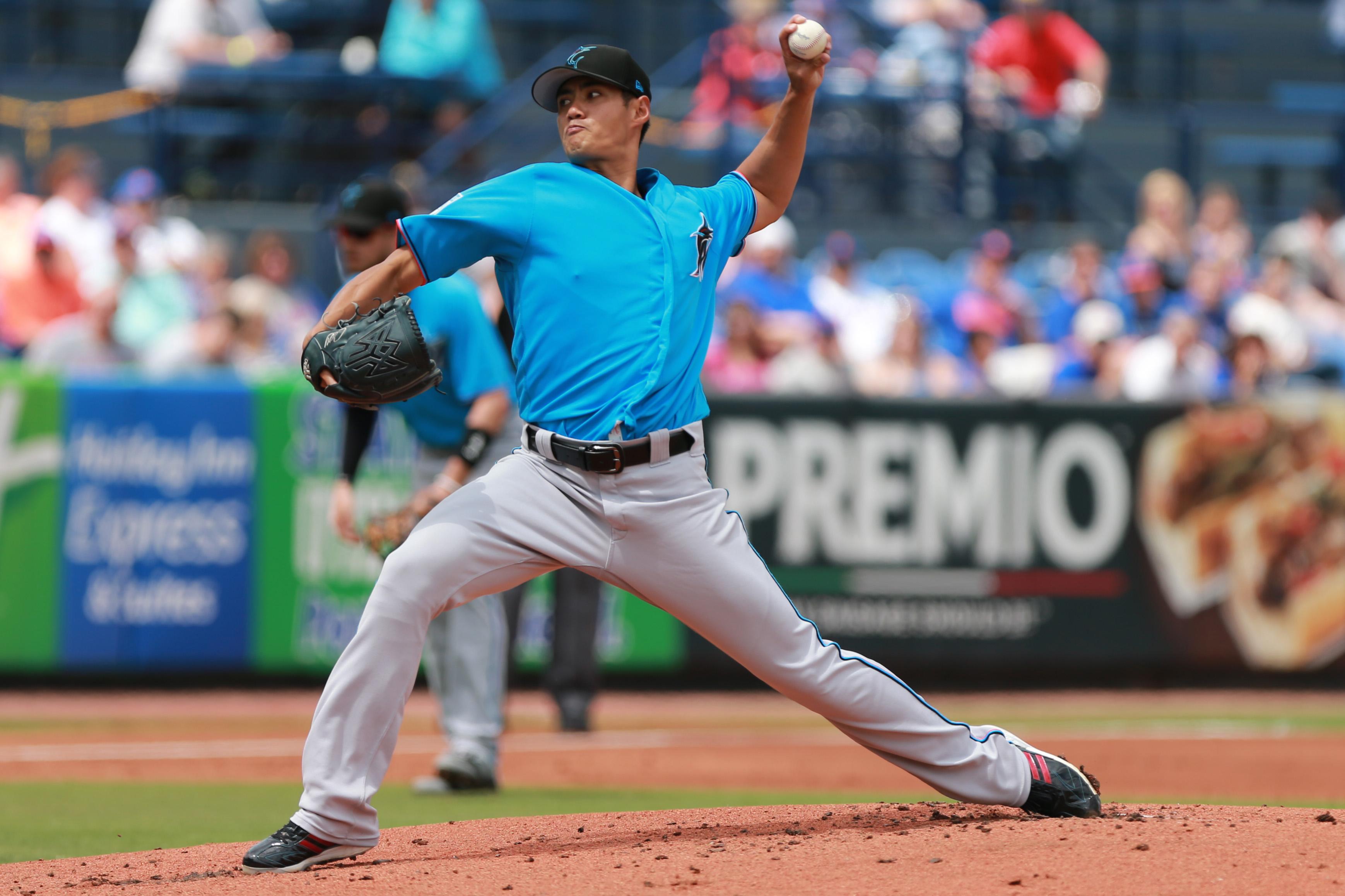 MLB: Spring Training-Miami Marlins at New York Mets