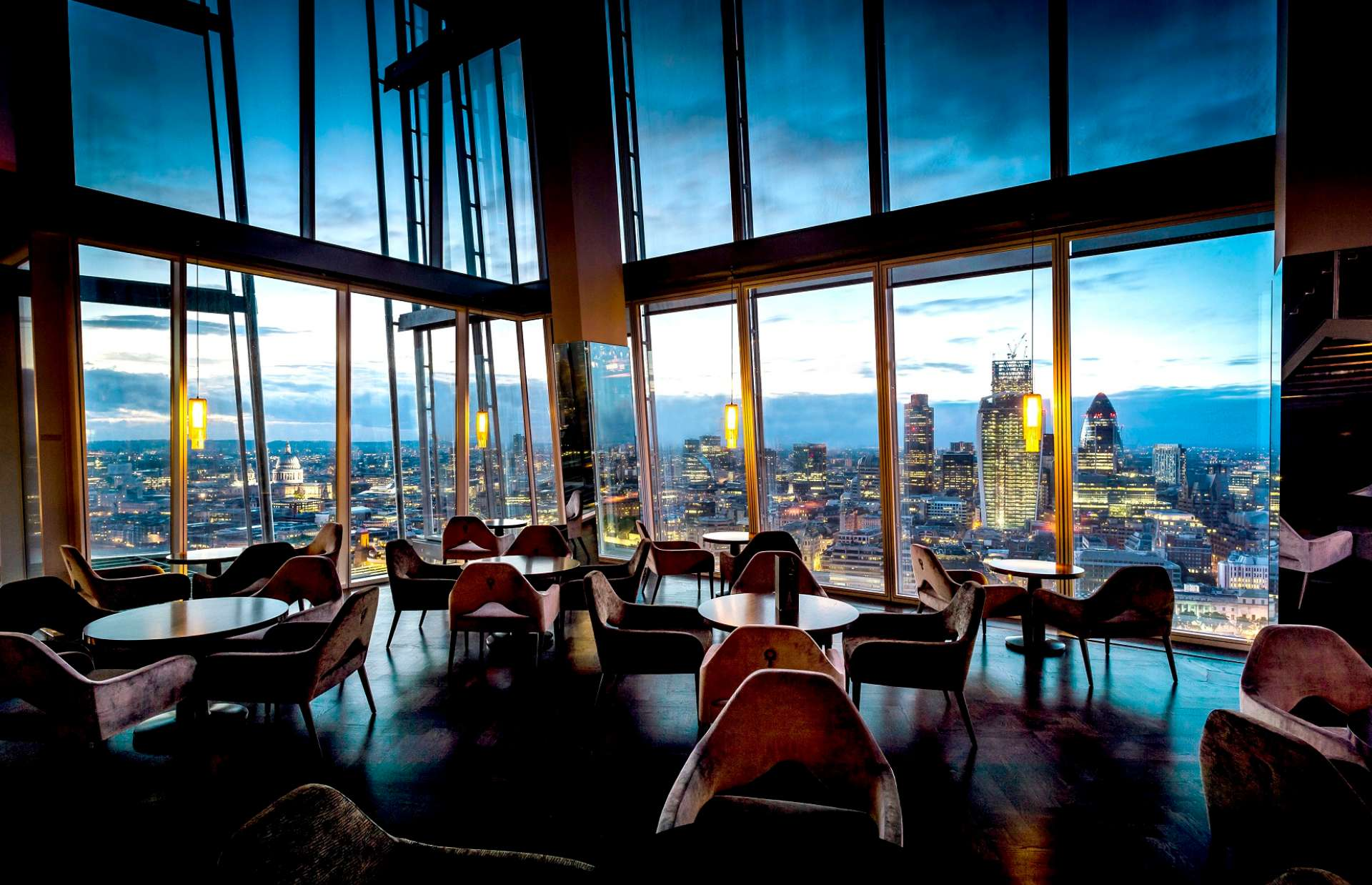 Shard Group Will Open Four Restaurants in One — in Fitzrovia (Because it Can)