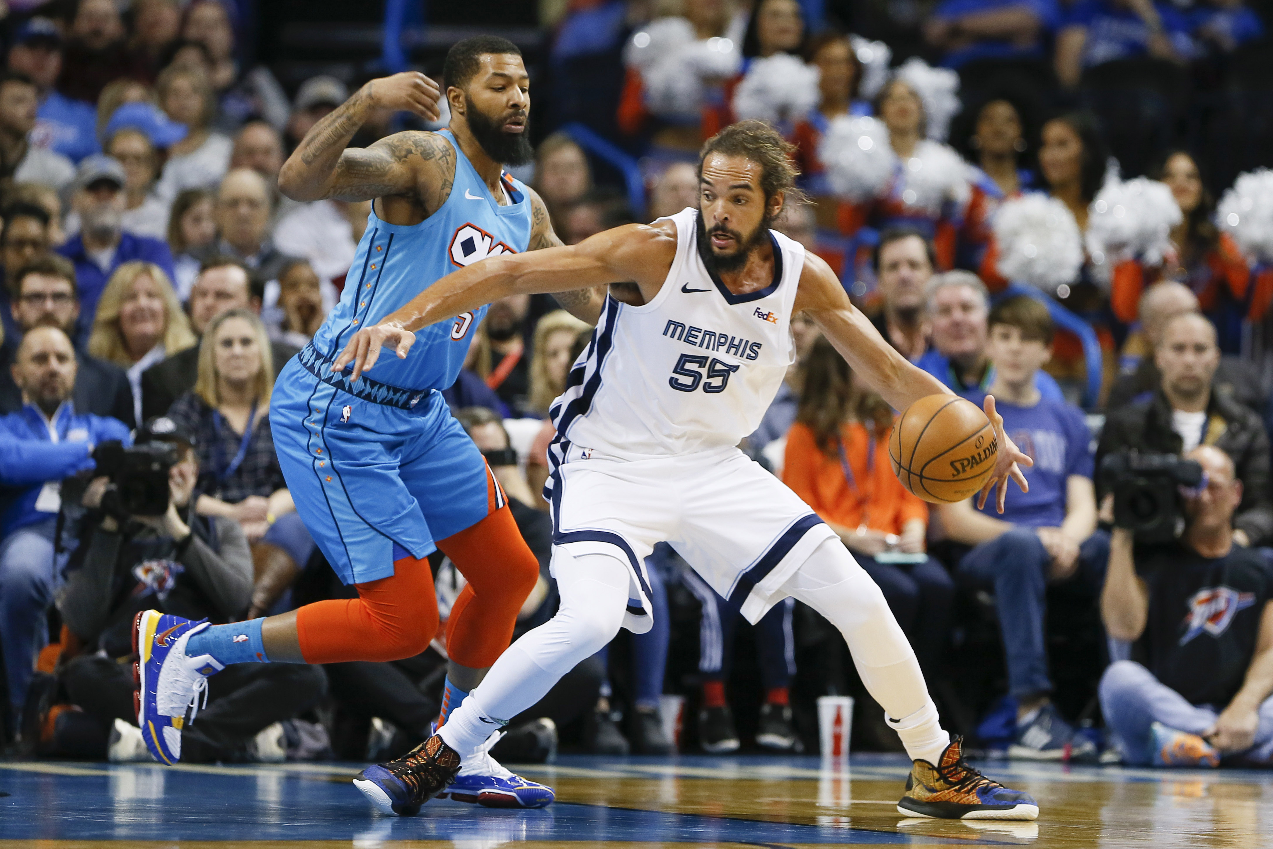 9fc6d74fb32 Game Preview  Memphis Grizzlies vs. Oklahoma City Thunder