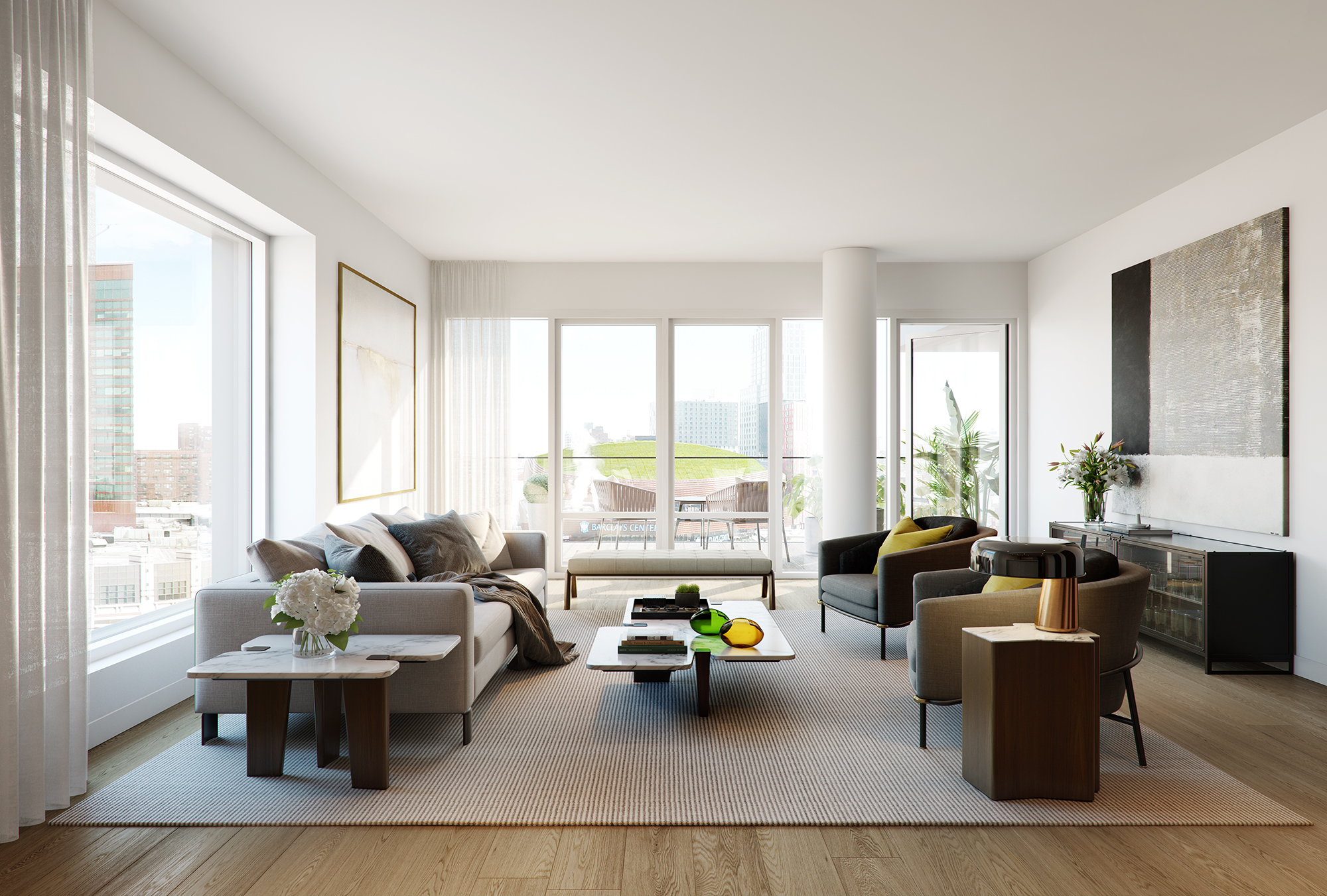 In Boerum Hill, condo inspired by Japanese design launches sales
