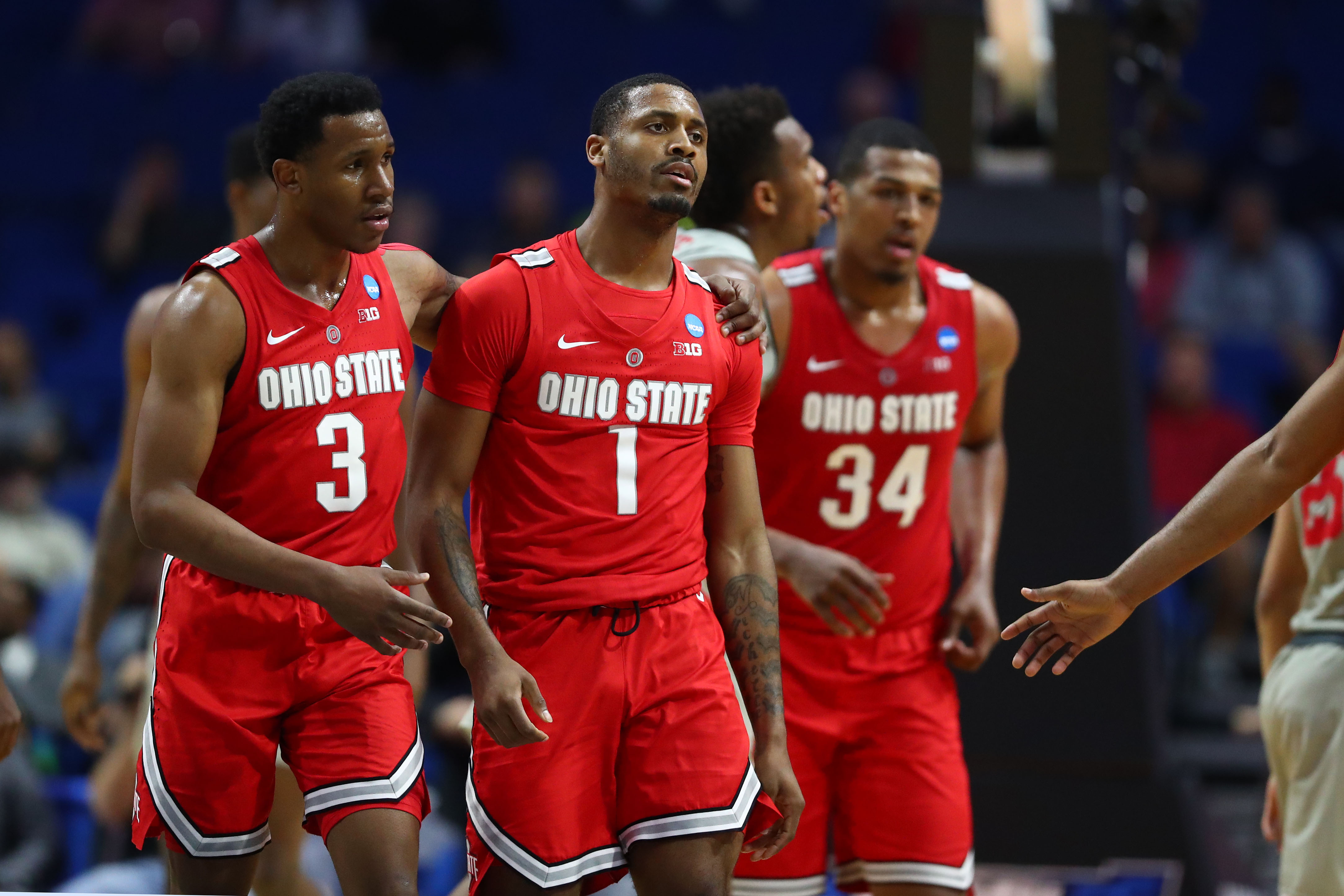 cf66dd0b6ed The Fastbreak  4 thoughts from Ohio State s battle with Houston in the  Second Round of the NCAA Tournament