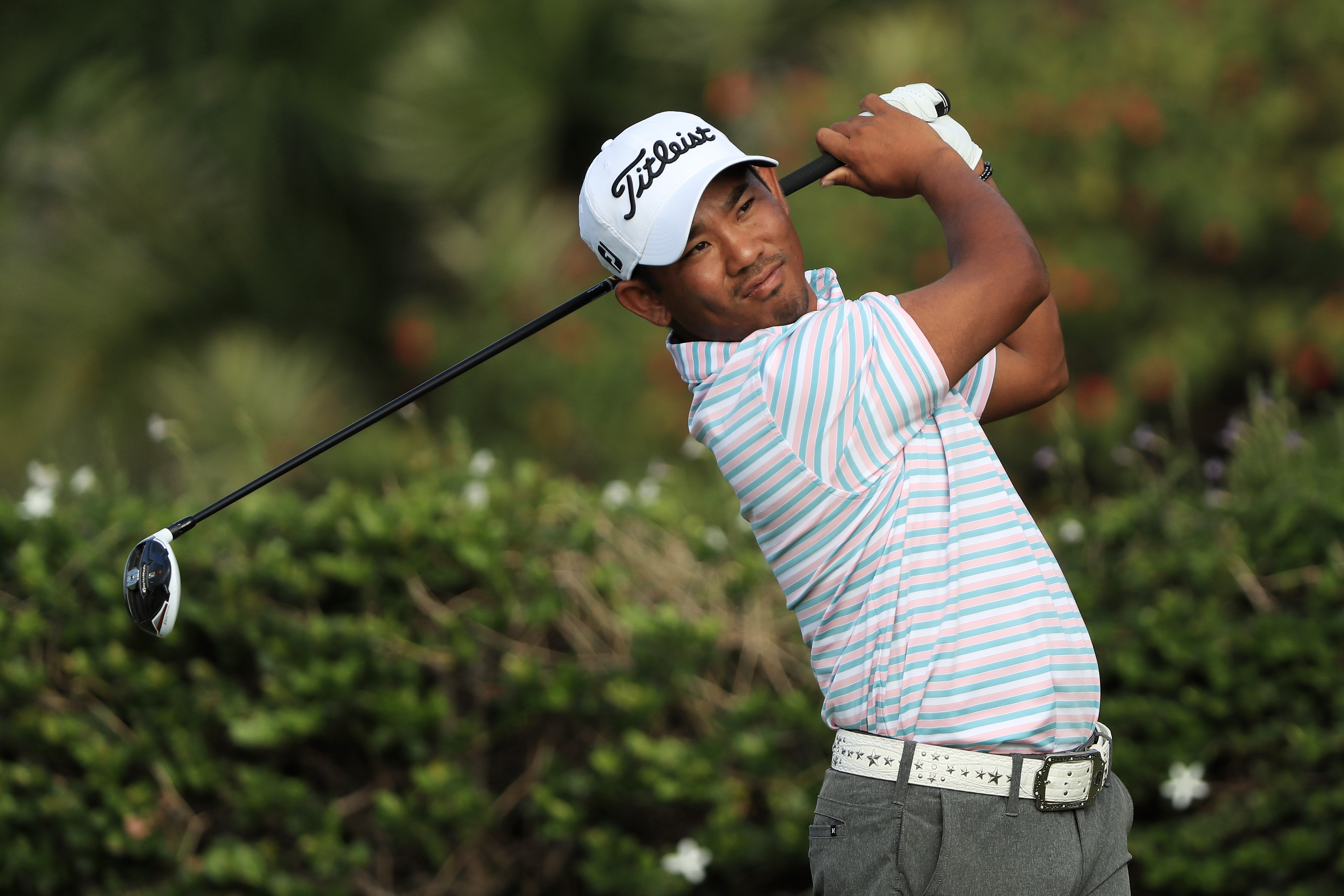 Sony Open In Hawaii - Round One