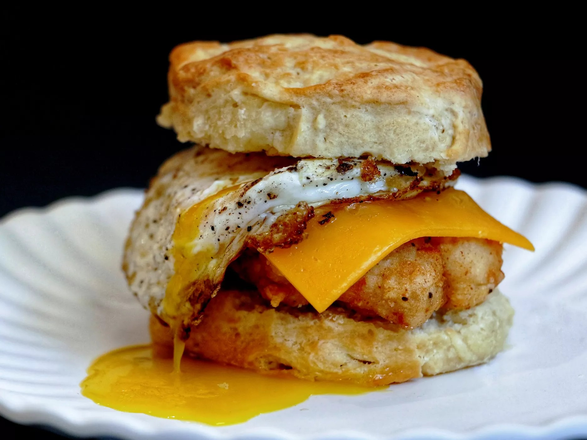 Mason Dixie Biscuit Co. Now Serves Breakfast Sandwiches All Day Long