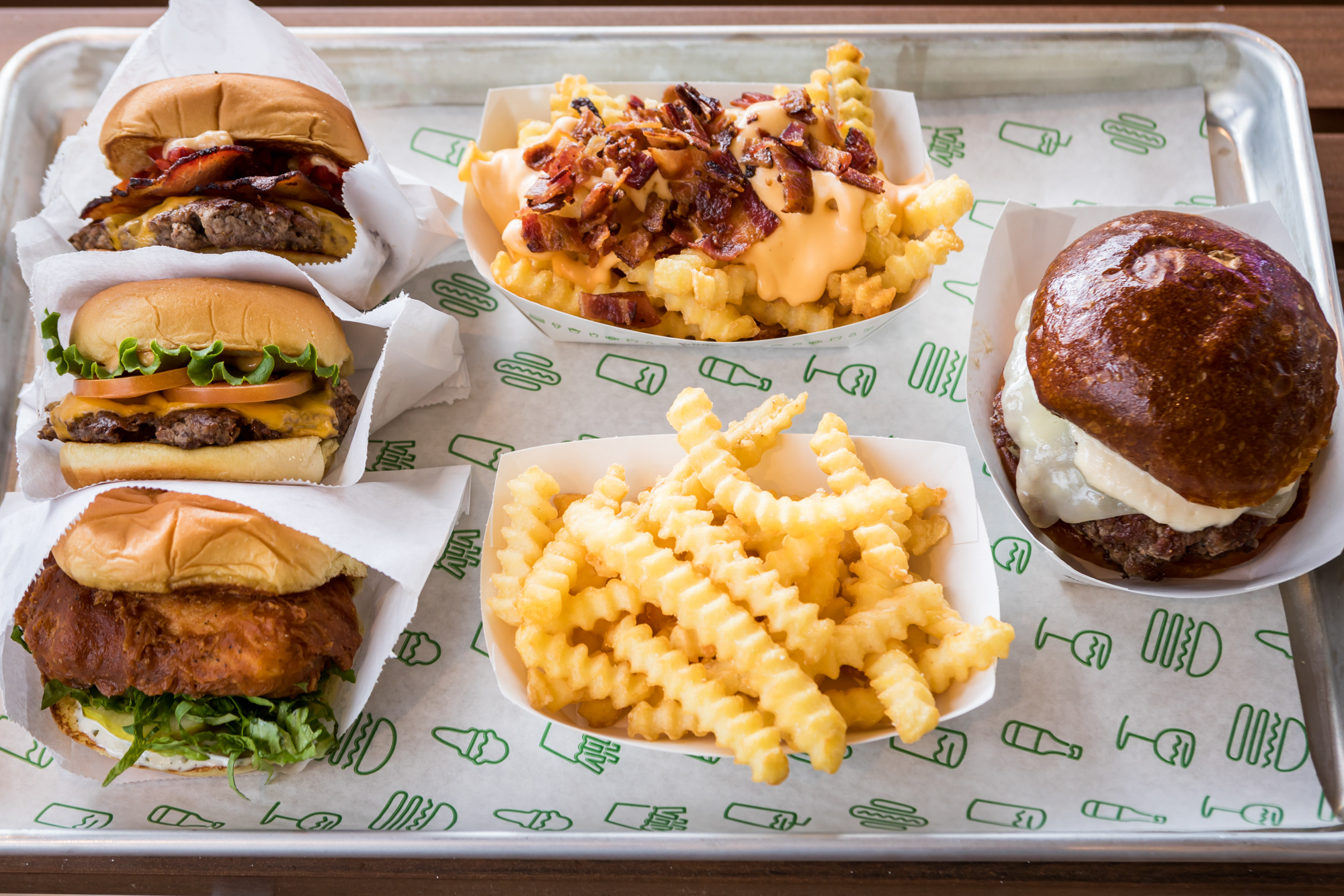 Shake Shack Opens Marin County Location in Larkspur