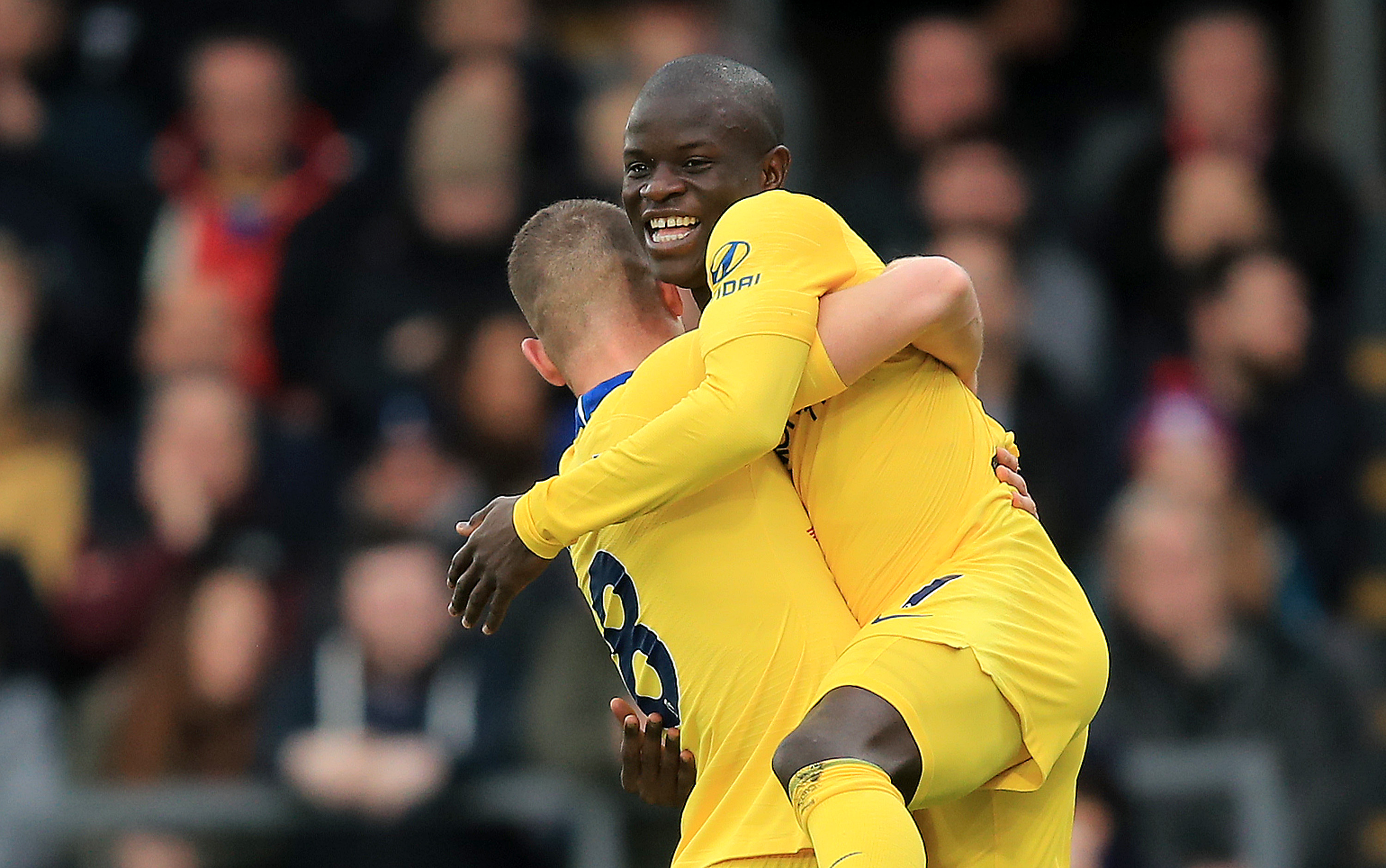 Real Madrid 'does not matter': Kanté remains fully committed to Chelsea