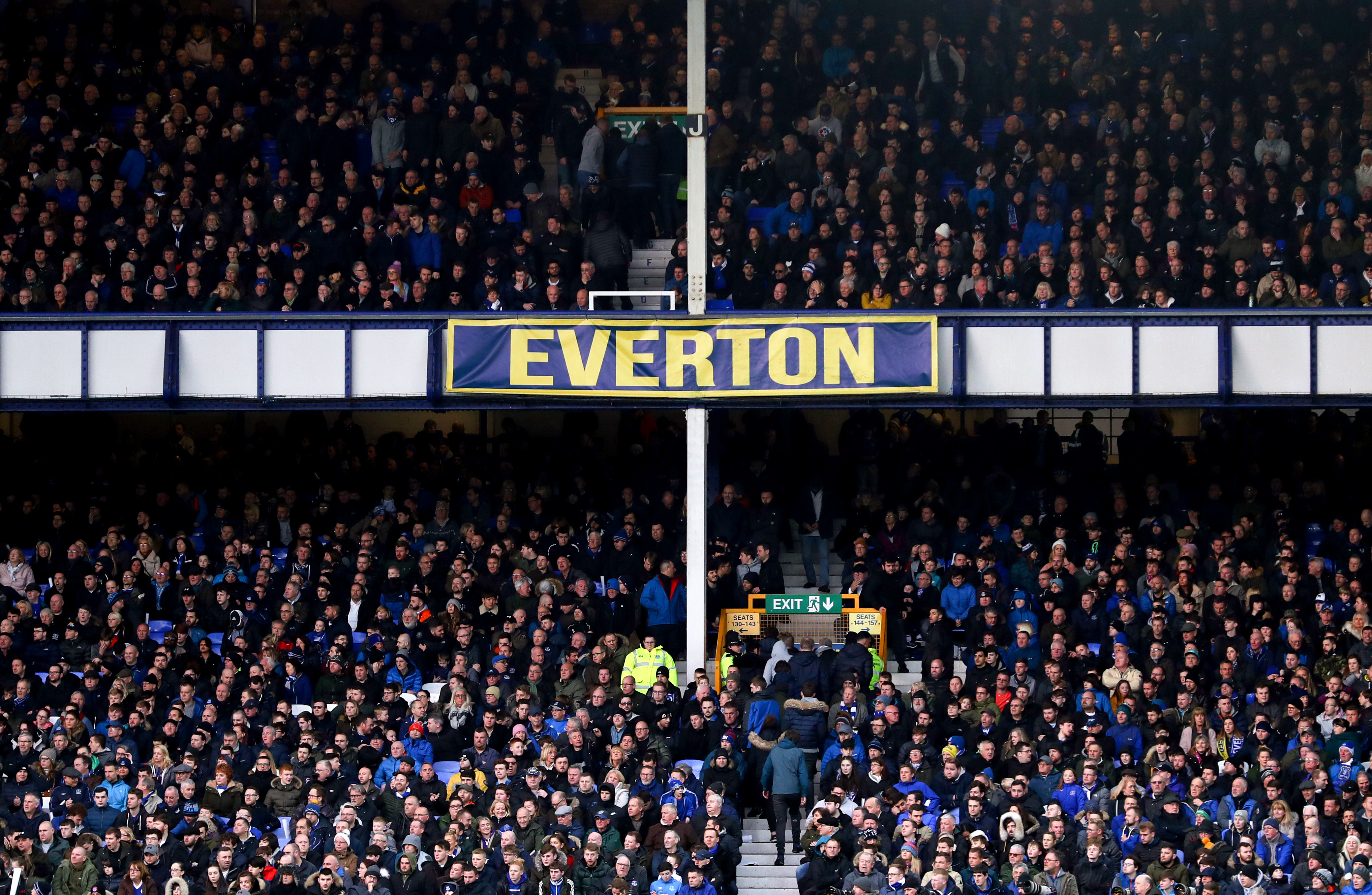How The Originals are helping to save Goodison Park's atmosphere