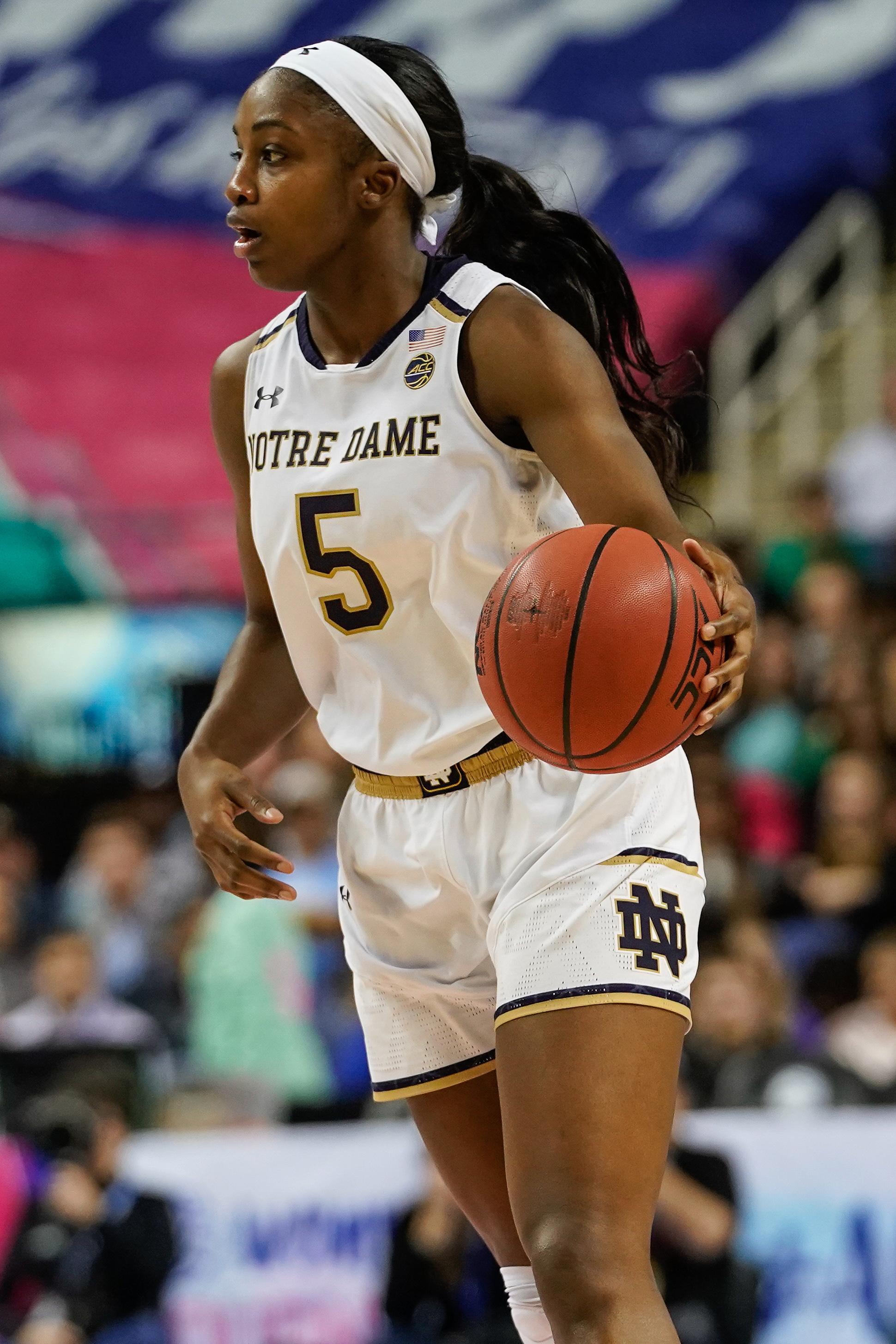 NCAA Womens Basketball: Atlantic Coast Conference Tournament - Louisville vs Notre Dame