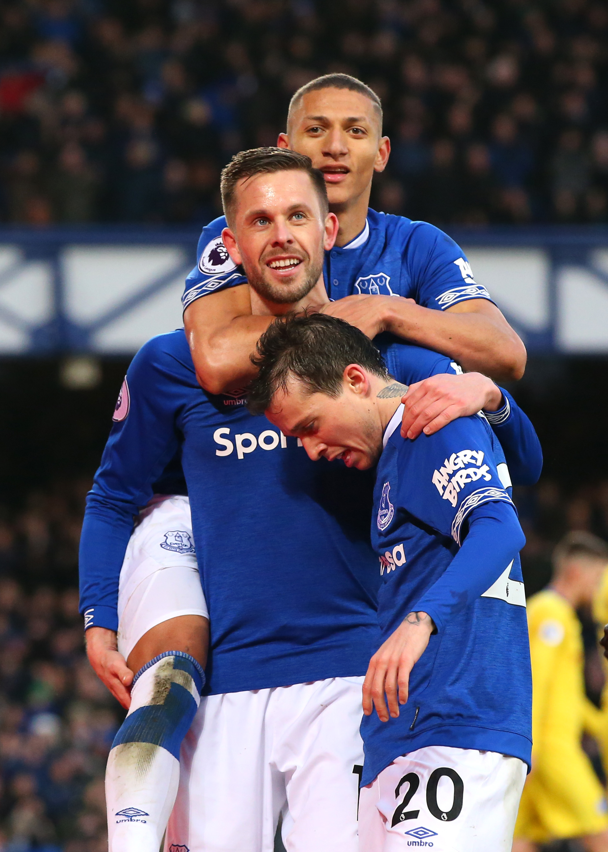 Richarlison opens up about his Everton form, Brazil ambitions and shooting practice with Gylfi Sigurdsson